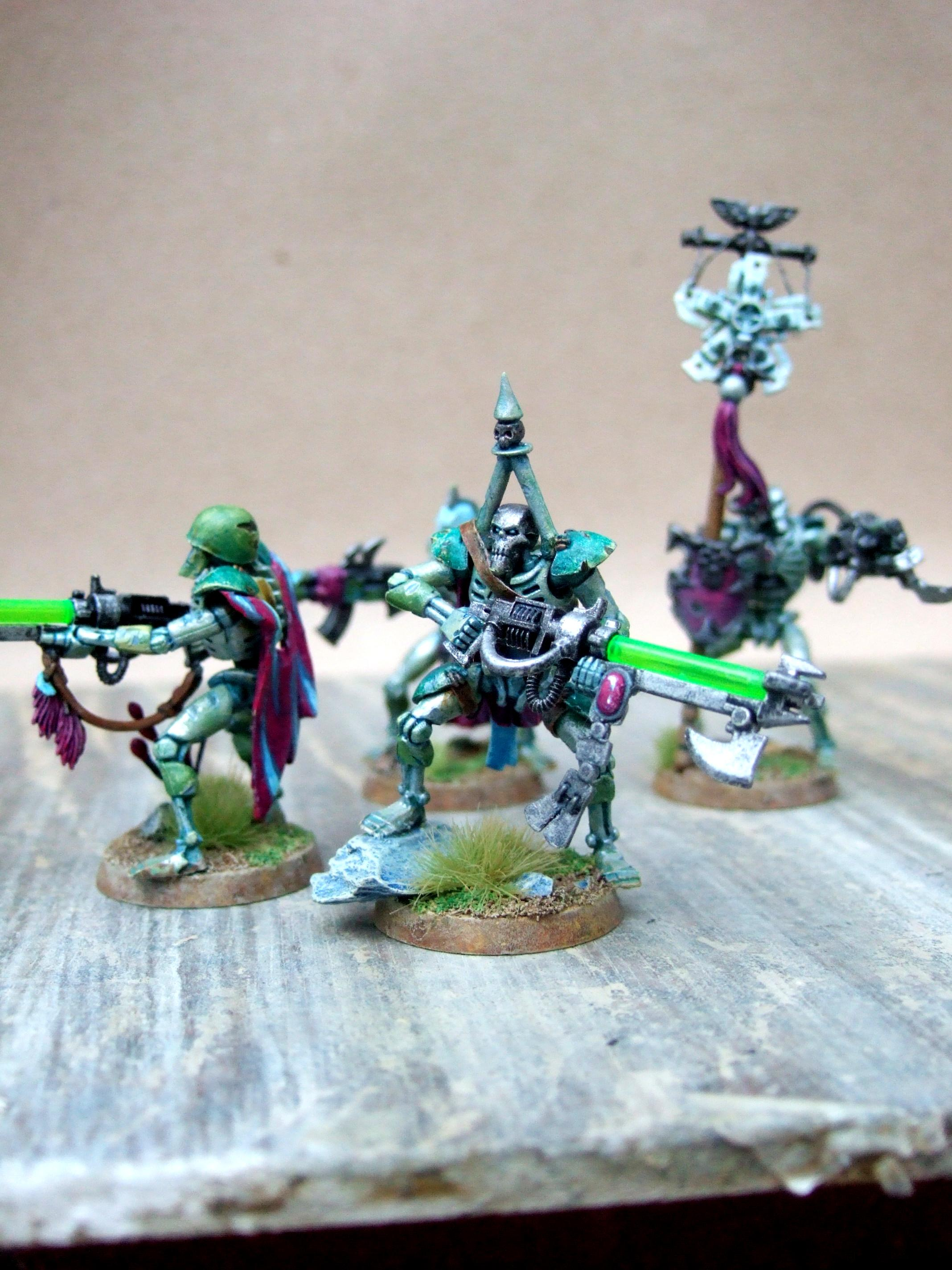 Conversion, Necrons, converted necron