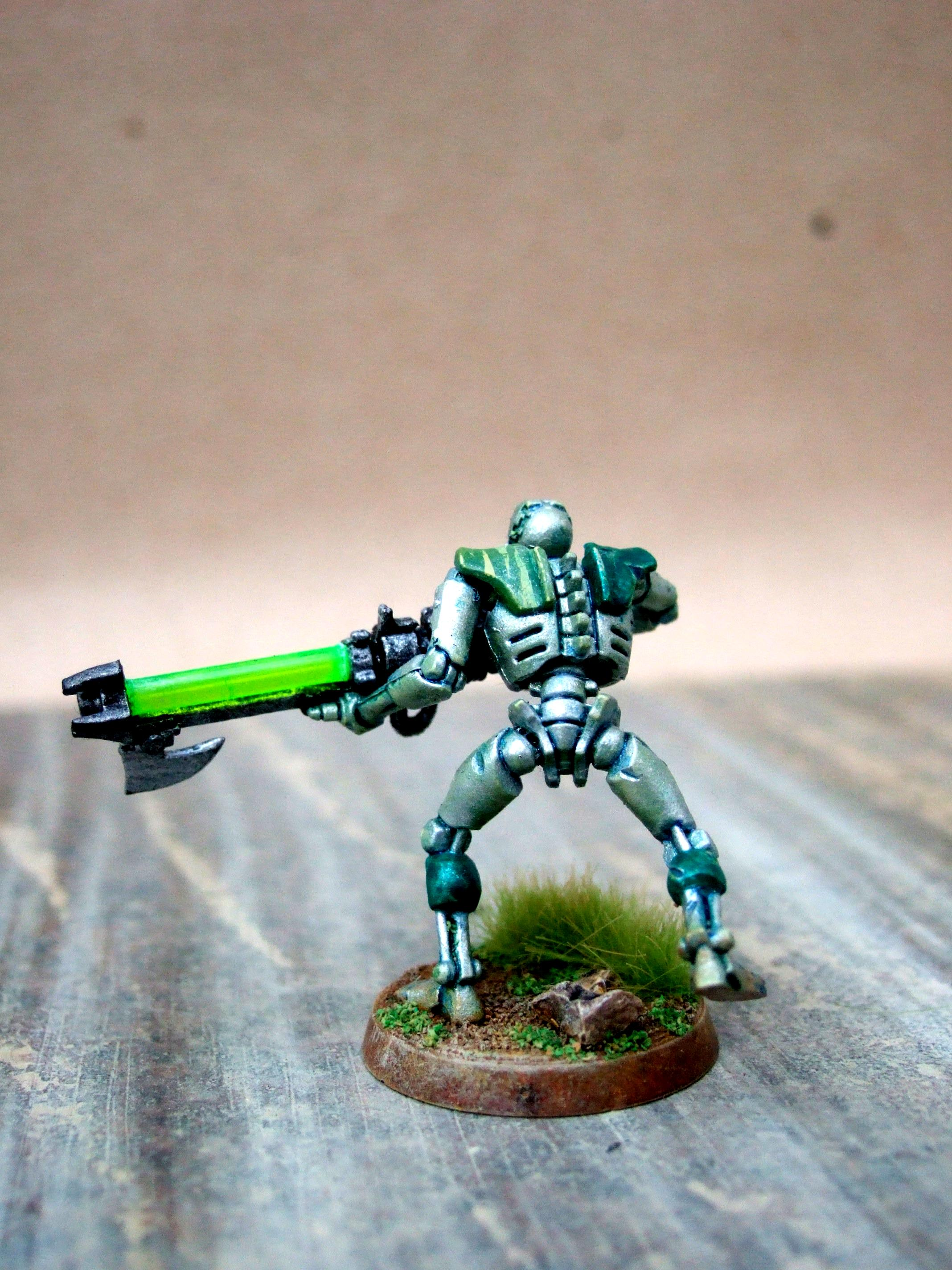Modified, Necrons, necron modified