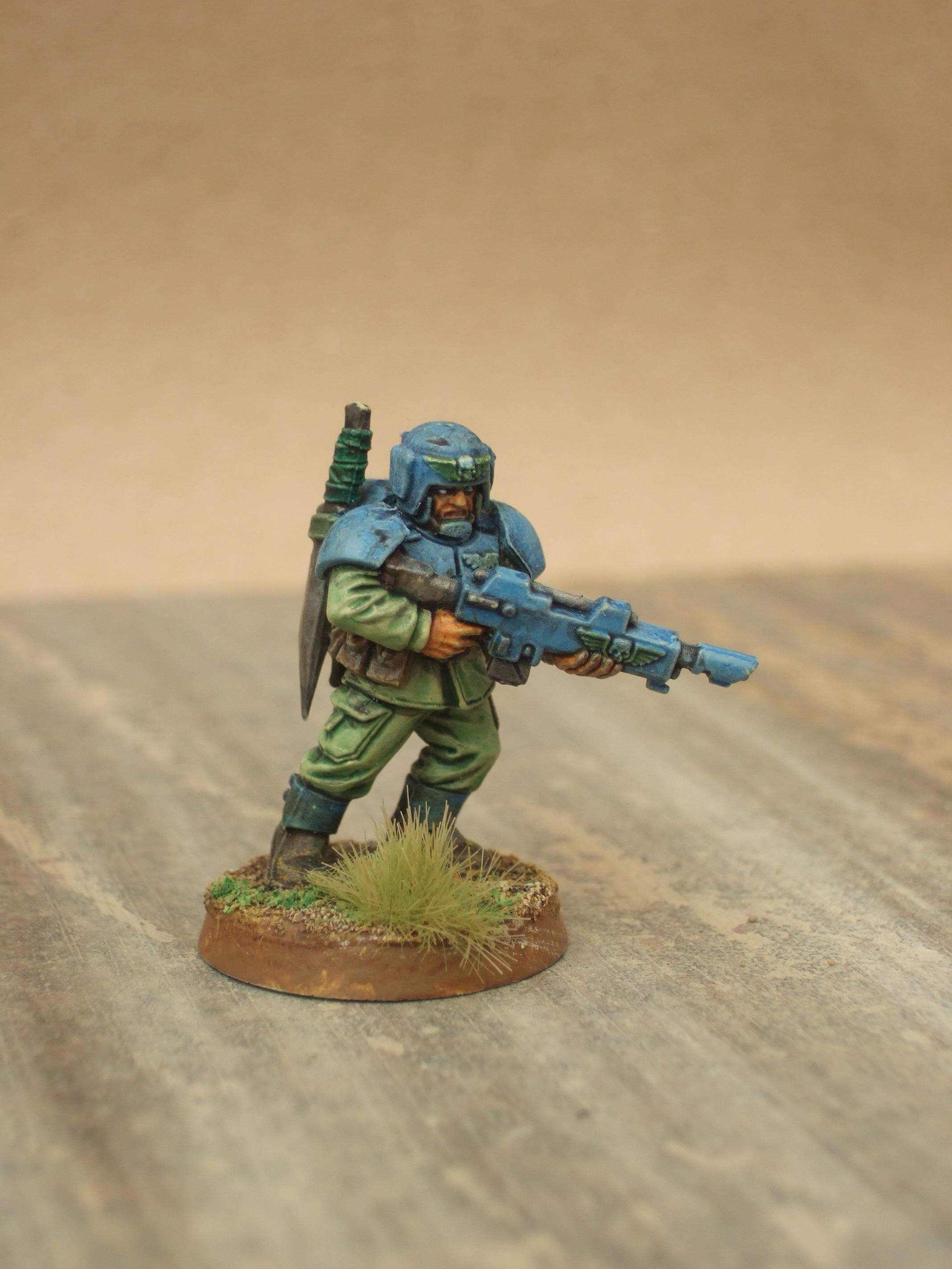 Cadians, Imperial Guard, Mod