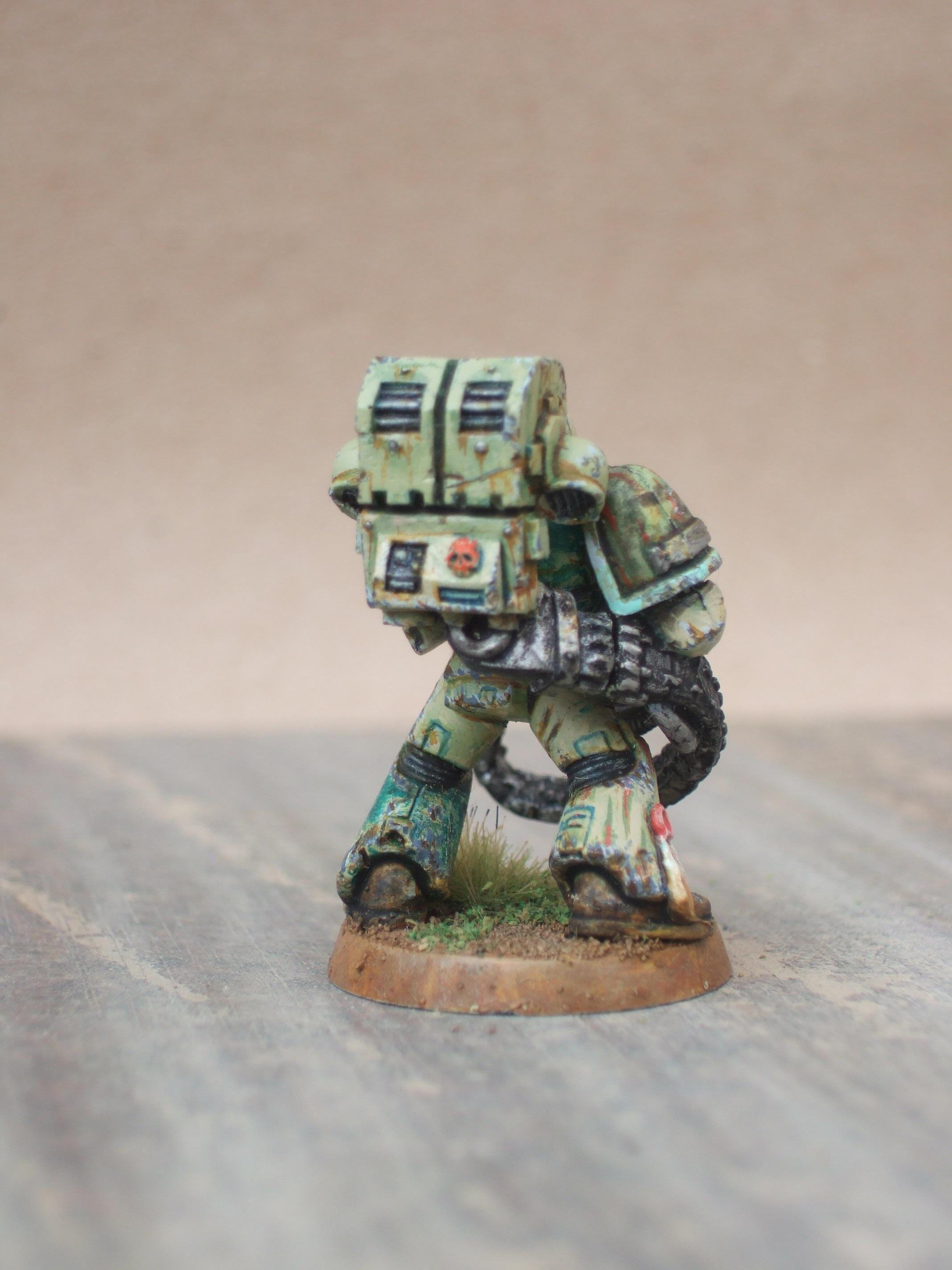 Devastator, Space Marines