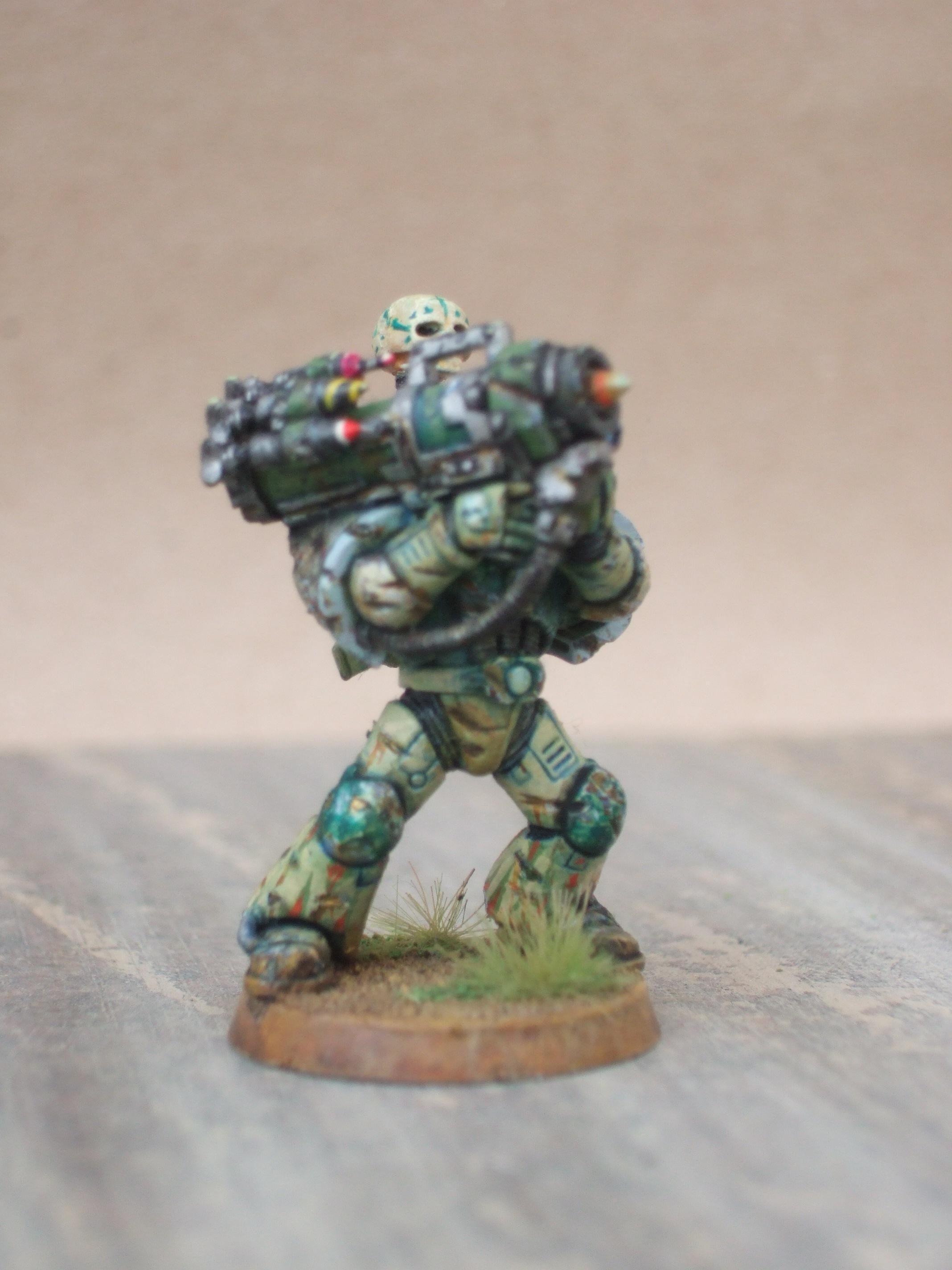 Devastator, Space Marines