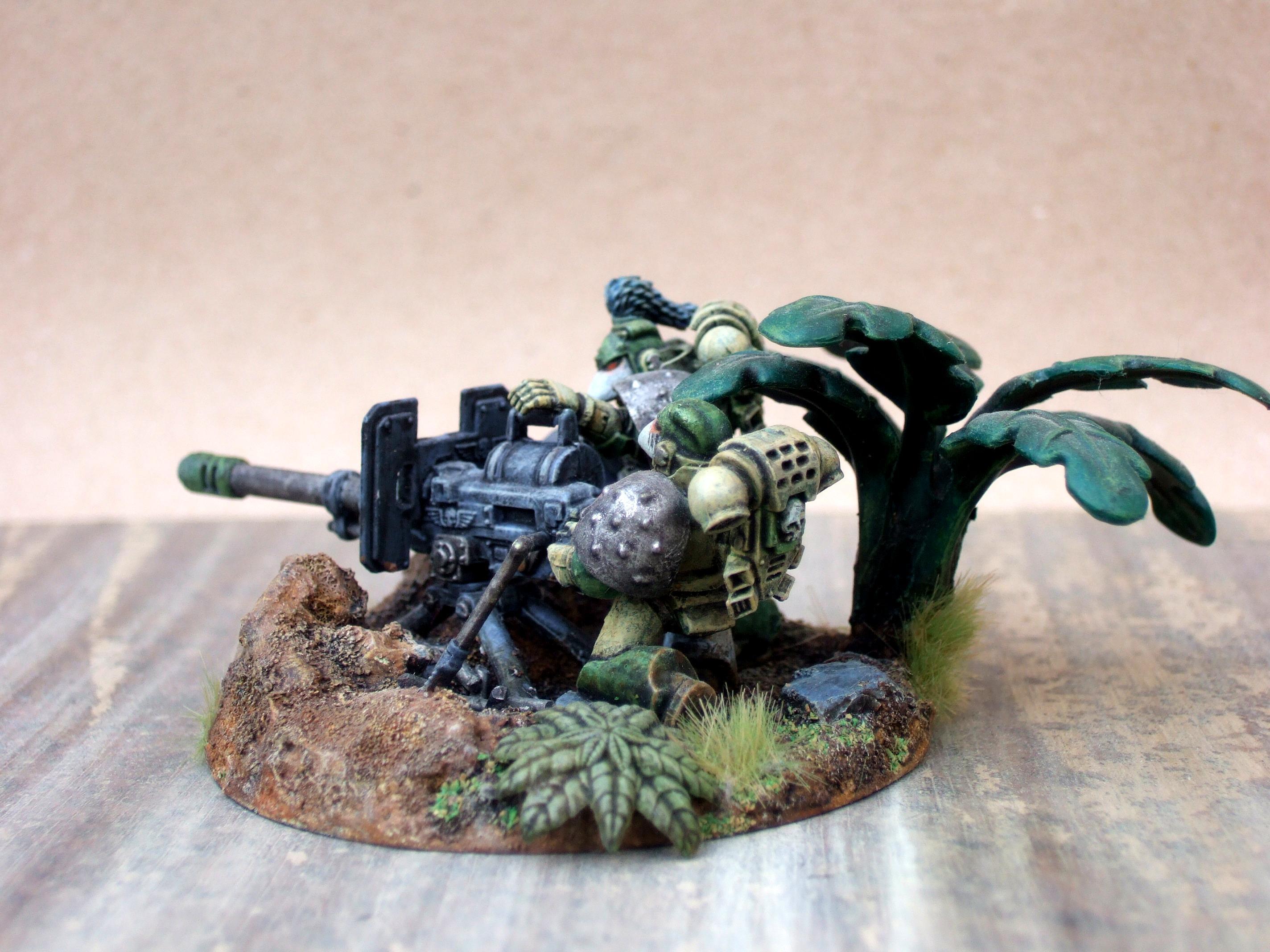 Mod, Space Marines, Heavy artillery