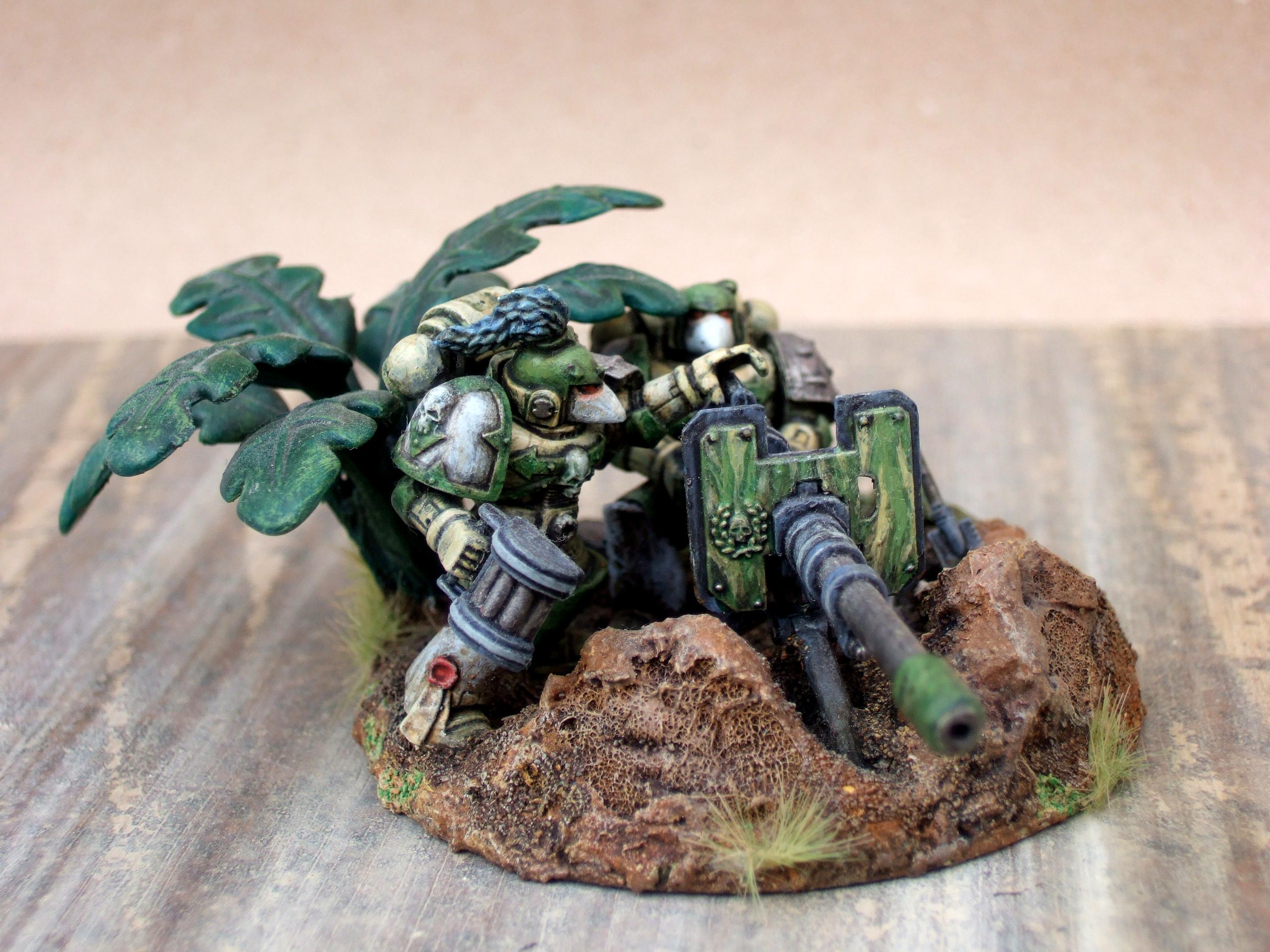 Devastator, Heavy Artillery, Mod, Space Marines
