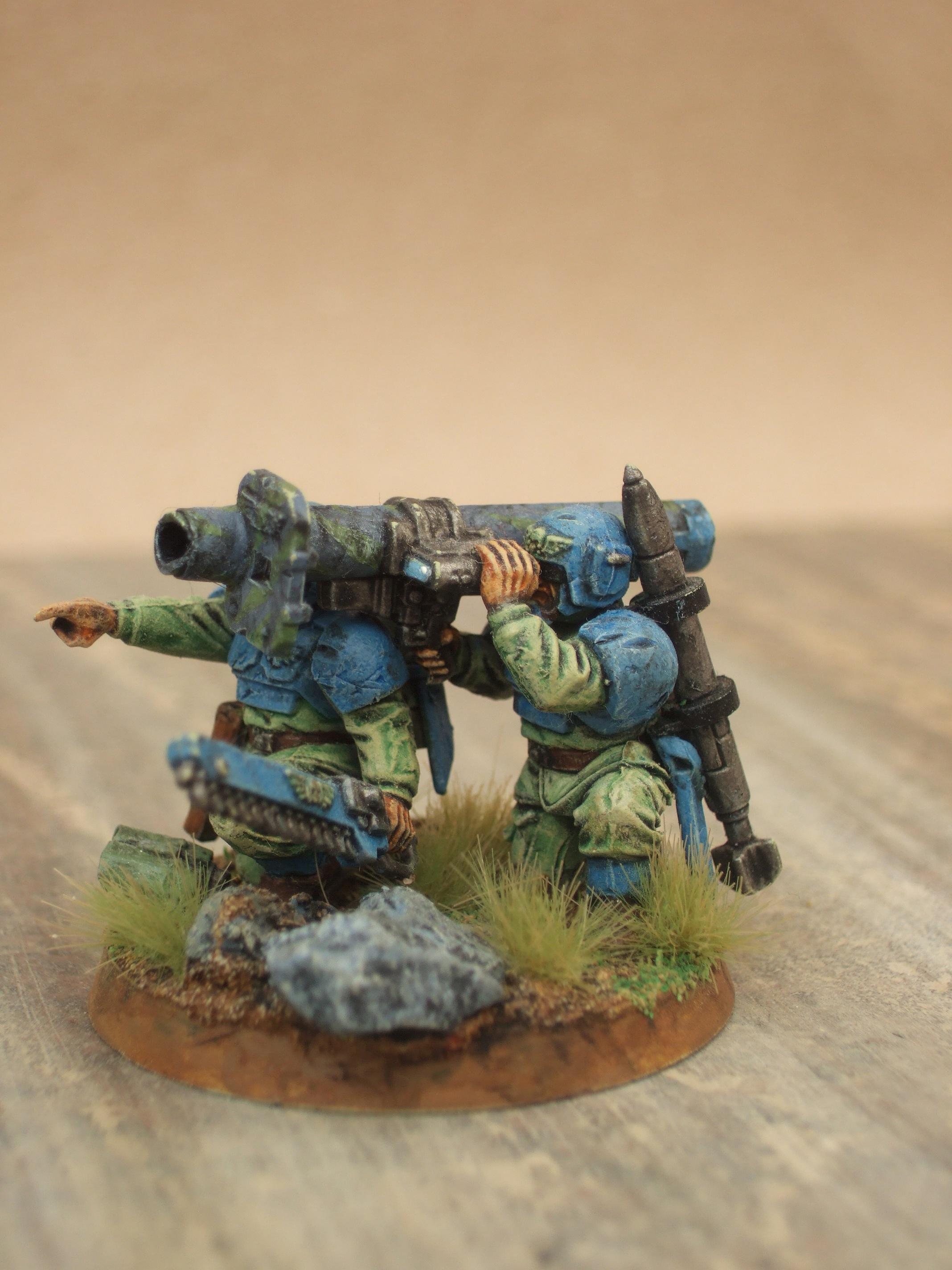 Bazooka, Imperial Cadian