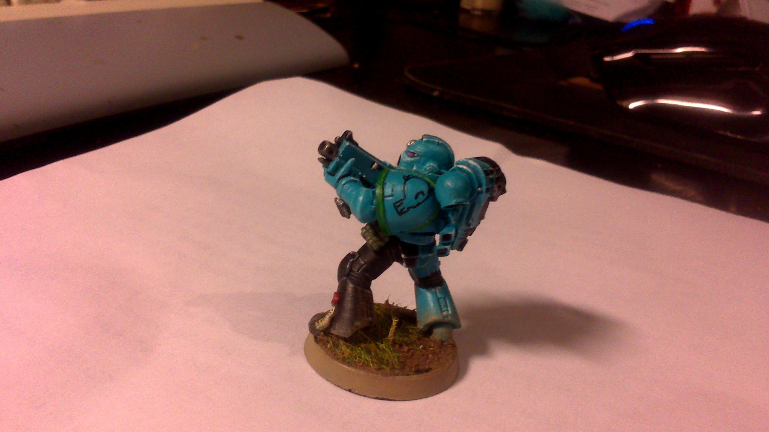 Chapter, Space Marines