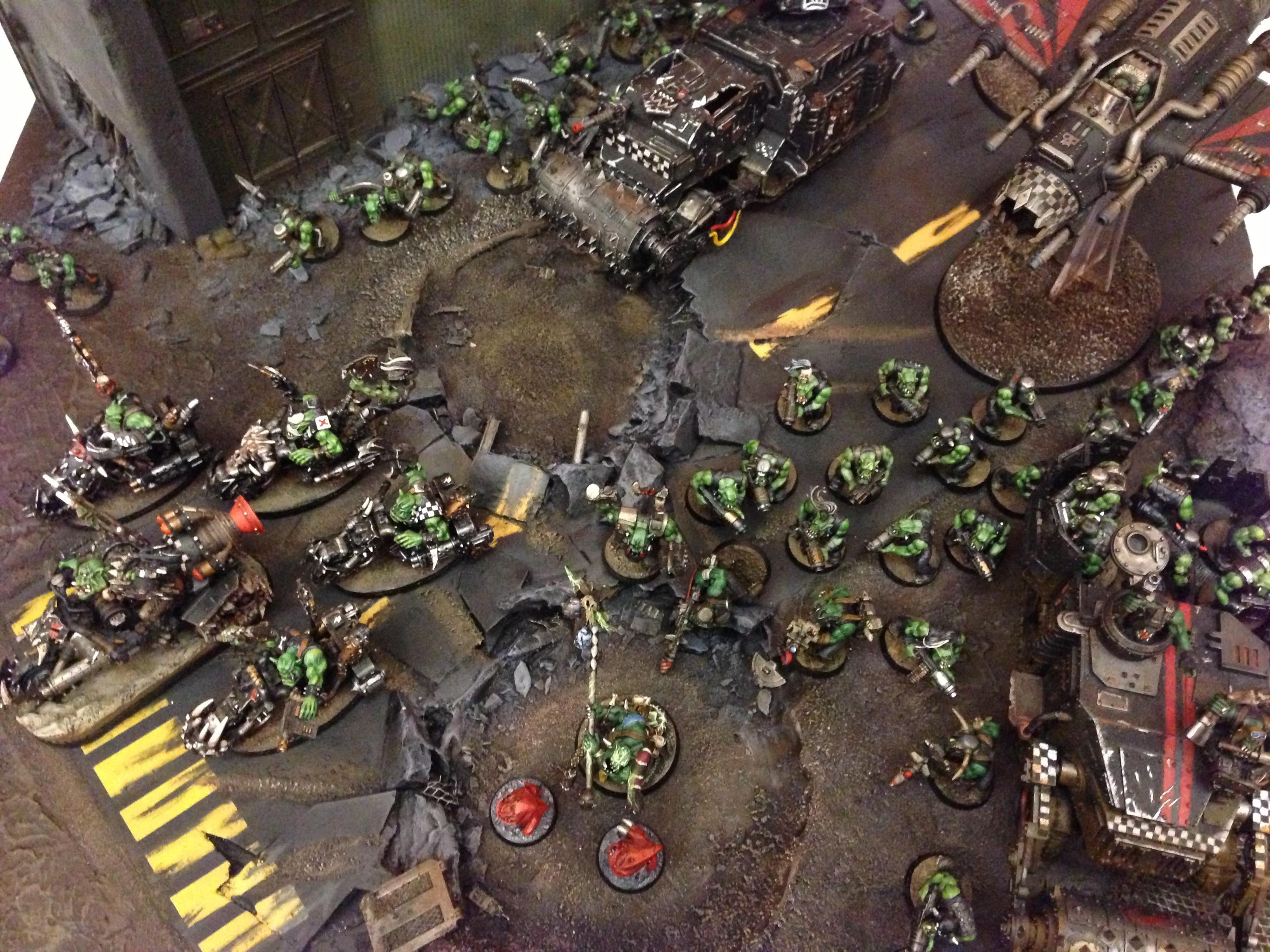 Army, Orks, Warhammer 40,000