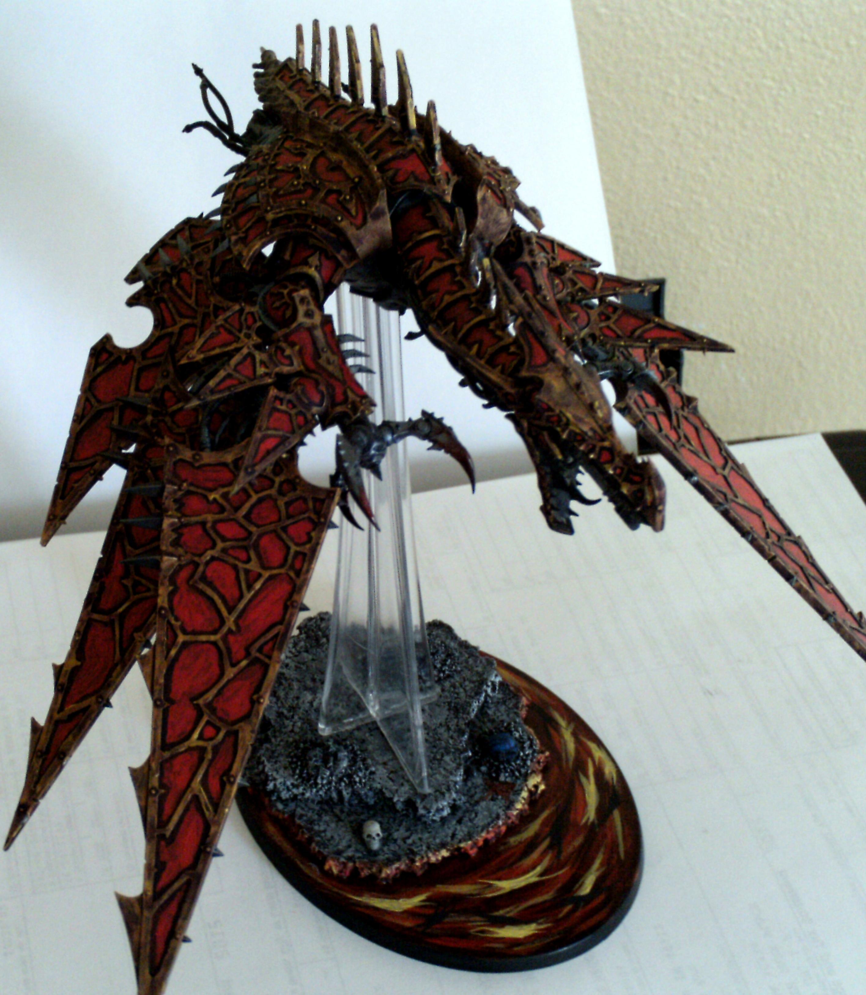 Hell Turkey, Warhammer 40,000