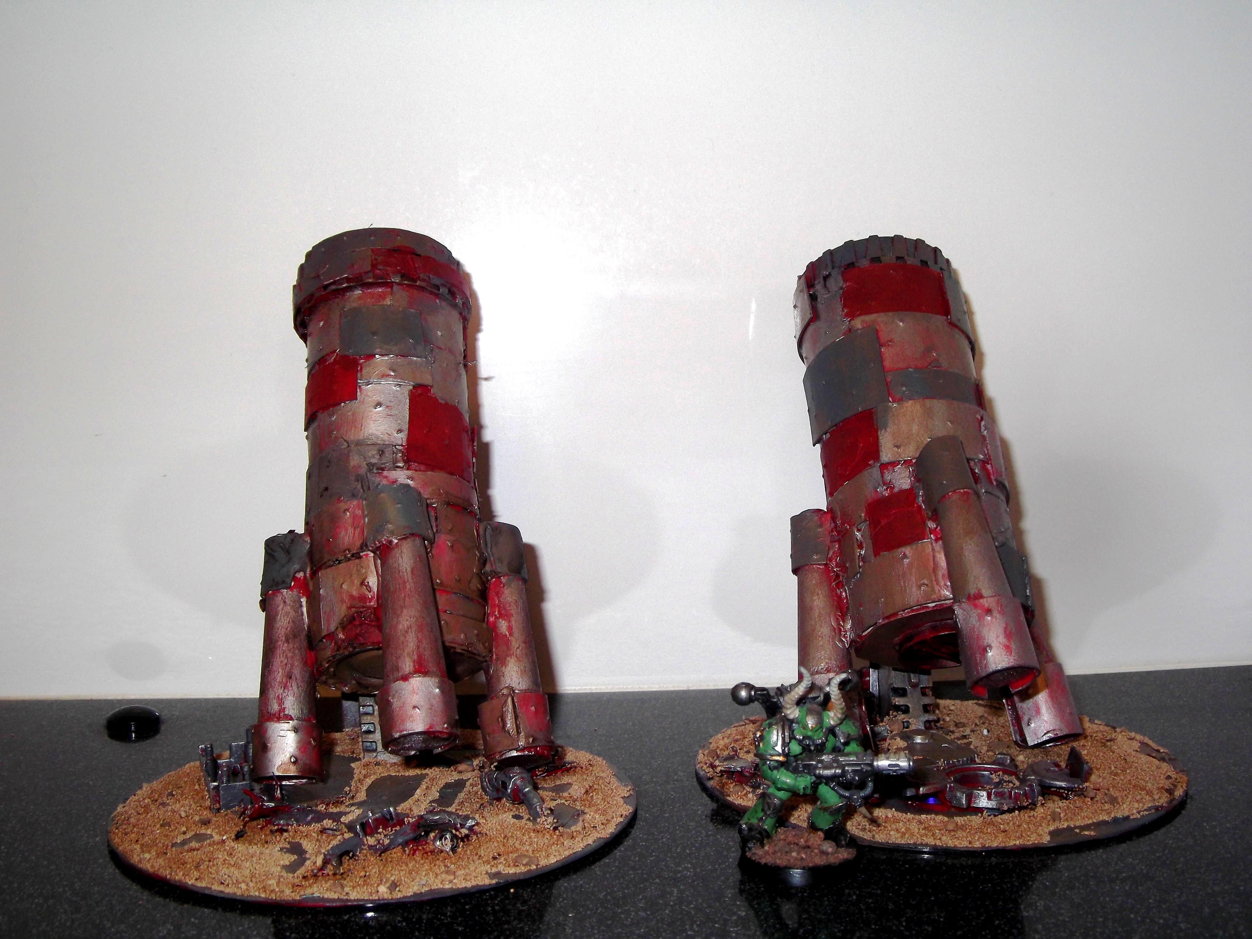 Orks, Scratch Build, Warhammer 40,000