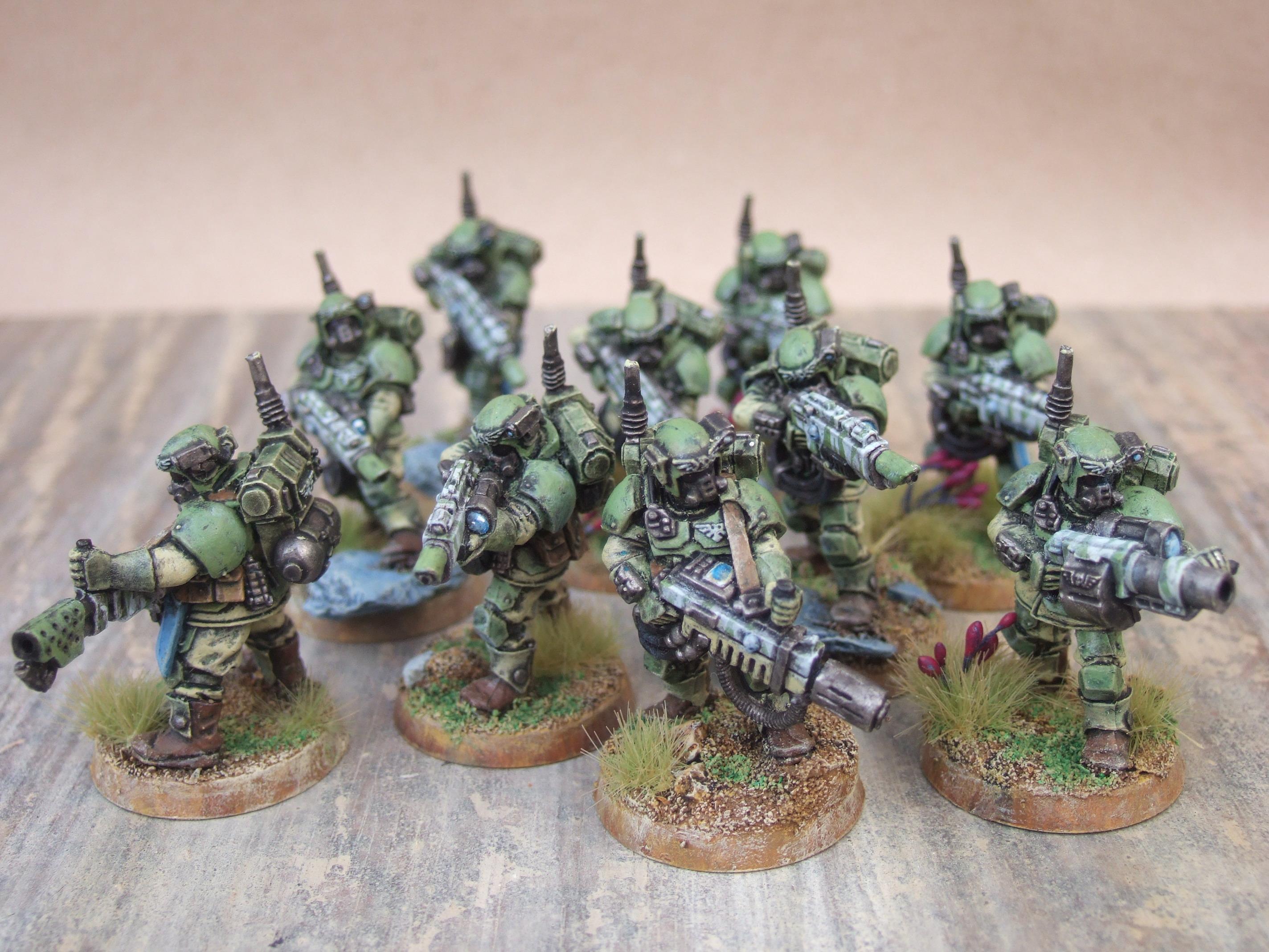 Imperial, imperial squad