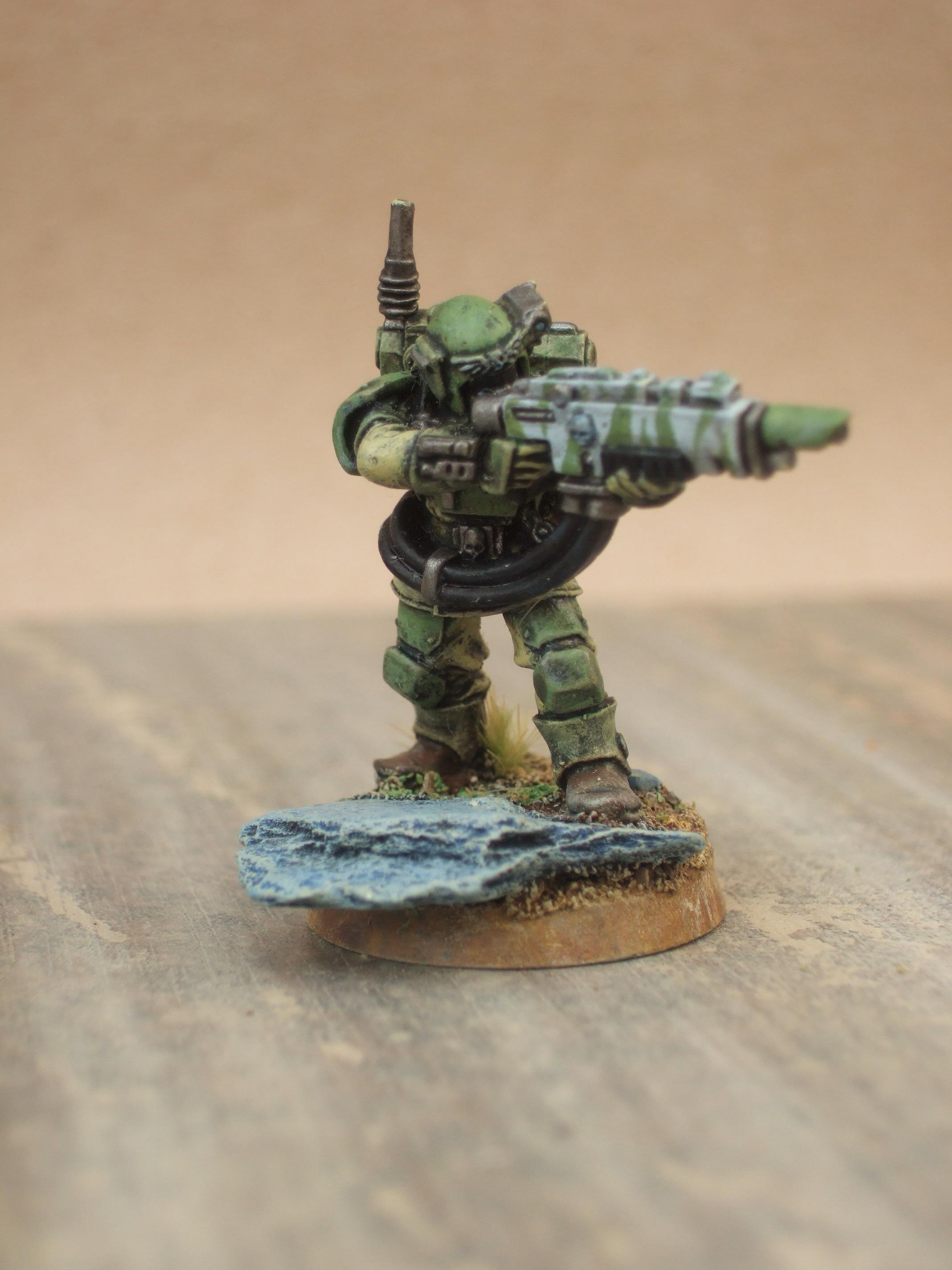 Imperial Guard, take aim