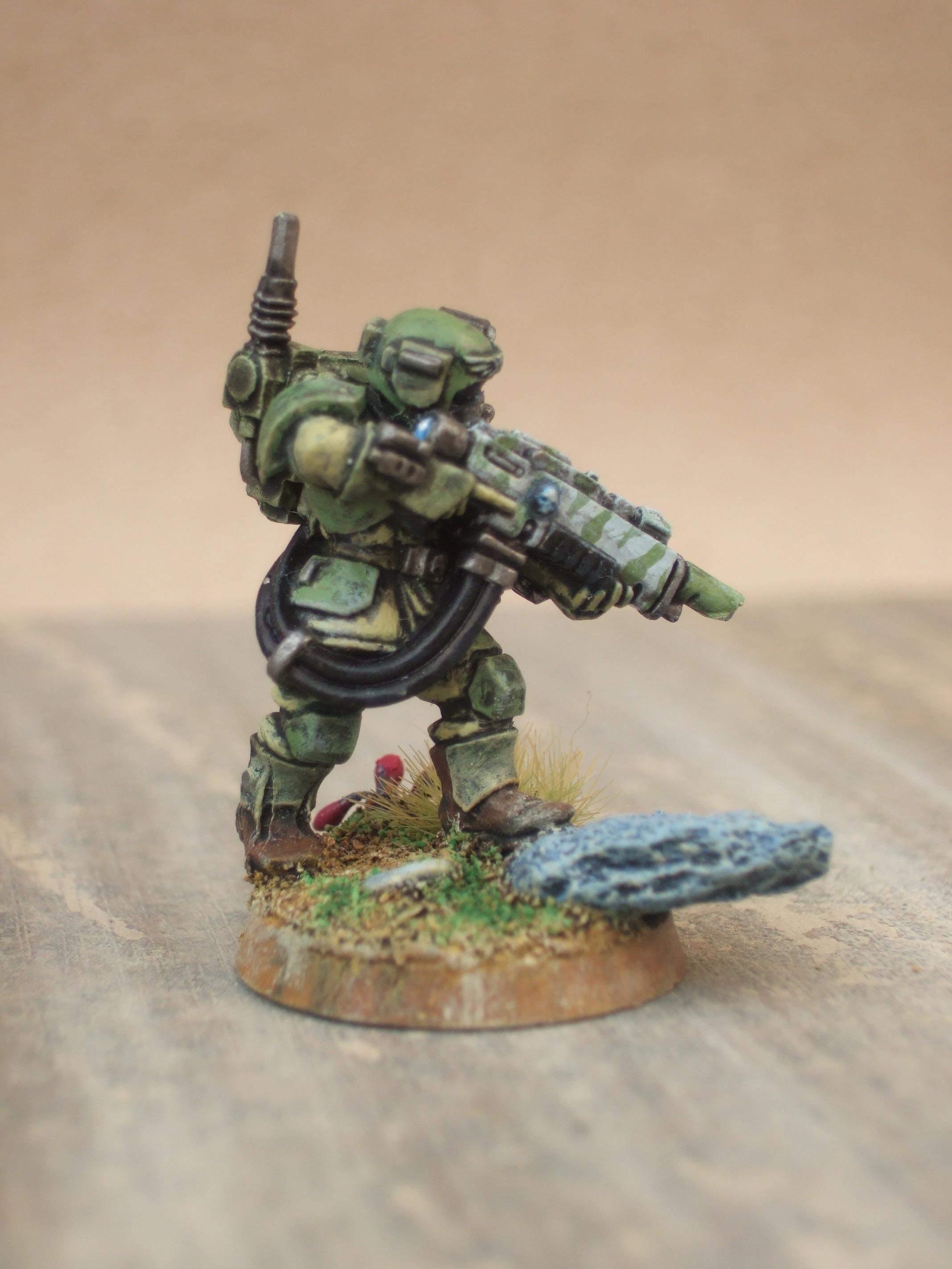 Imperial Guard, Karskin