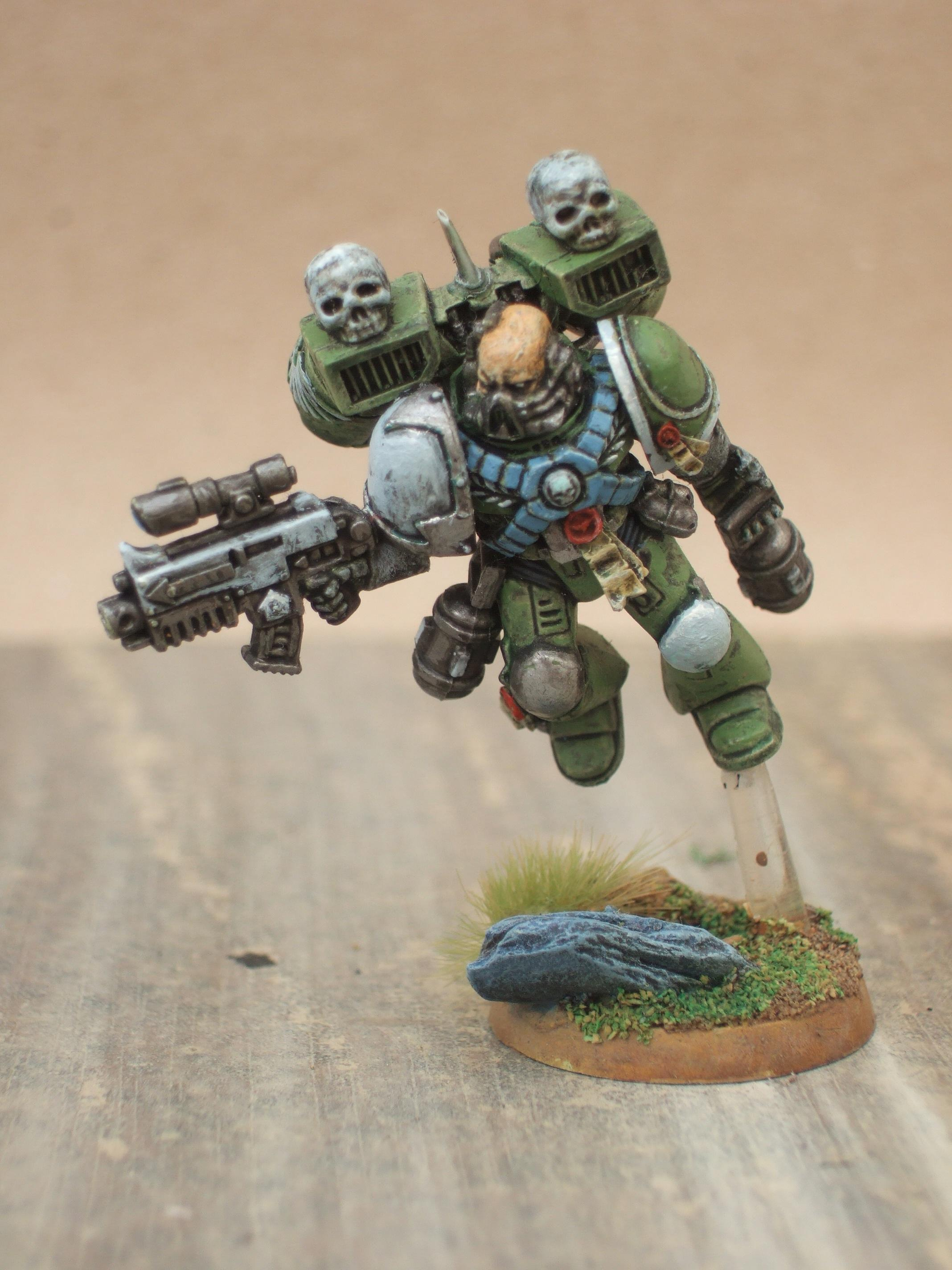Jump Pack, Space Marines