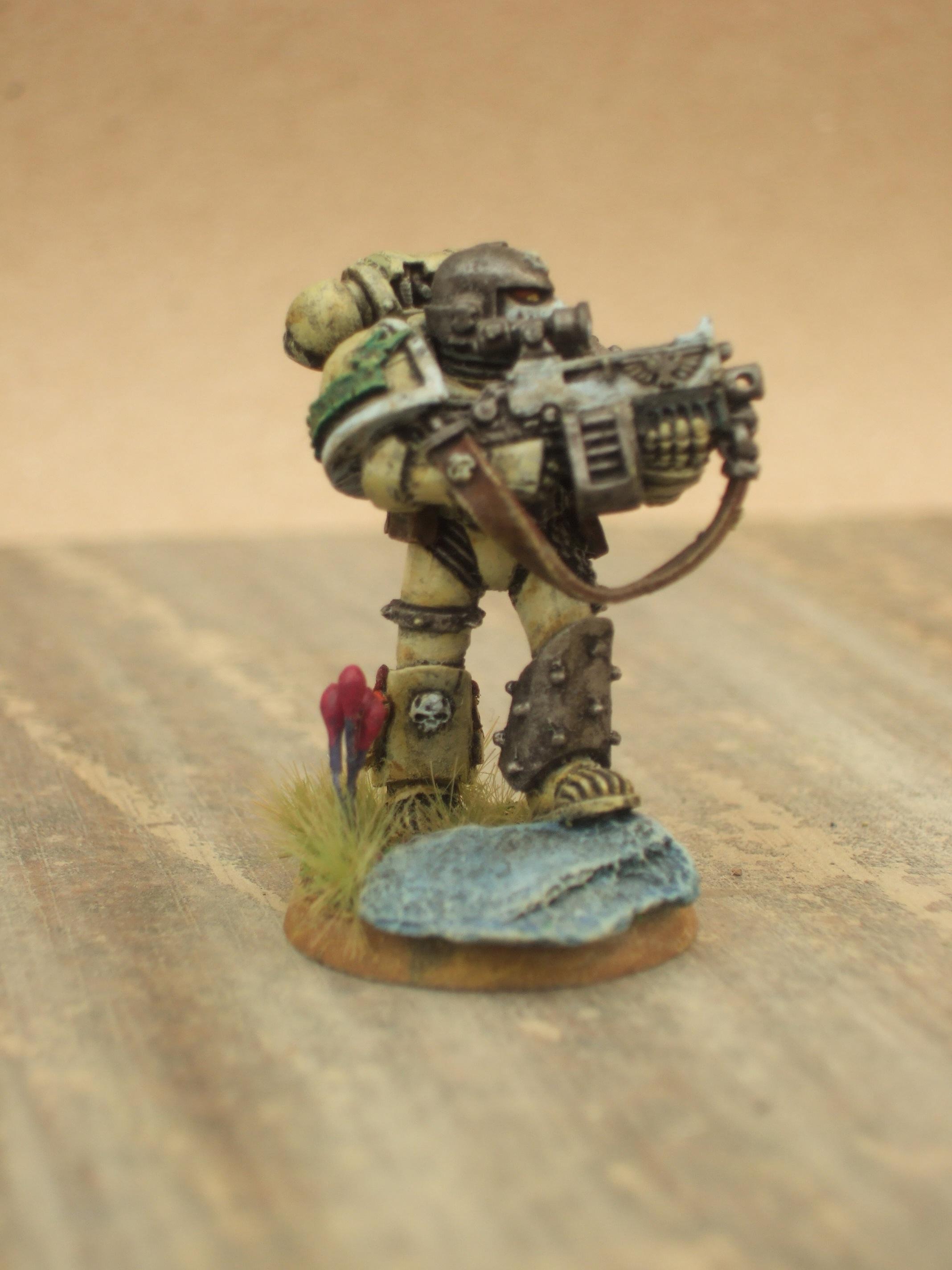 Space Marines, Veteran, Warhammer 40,000