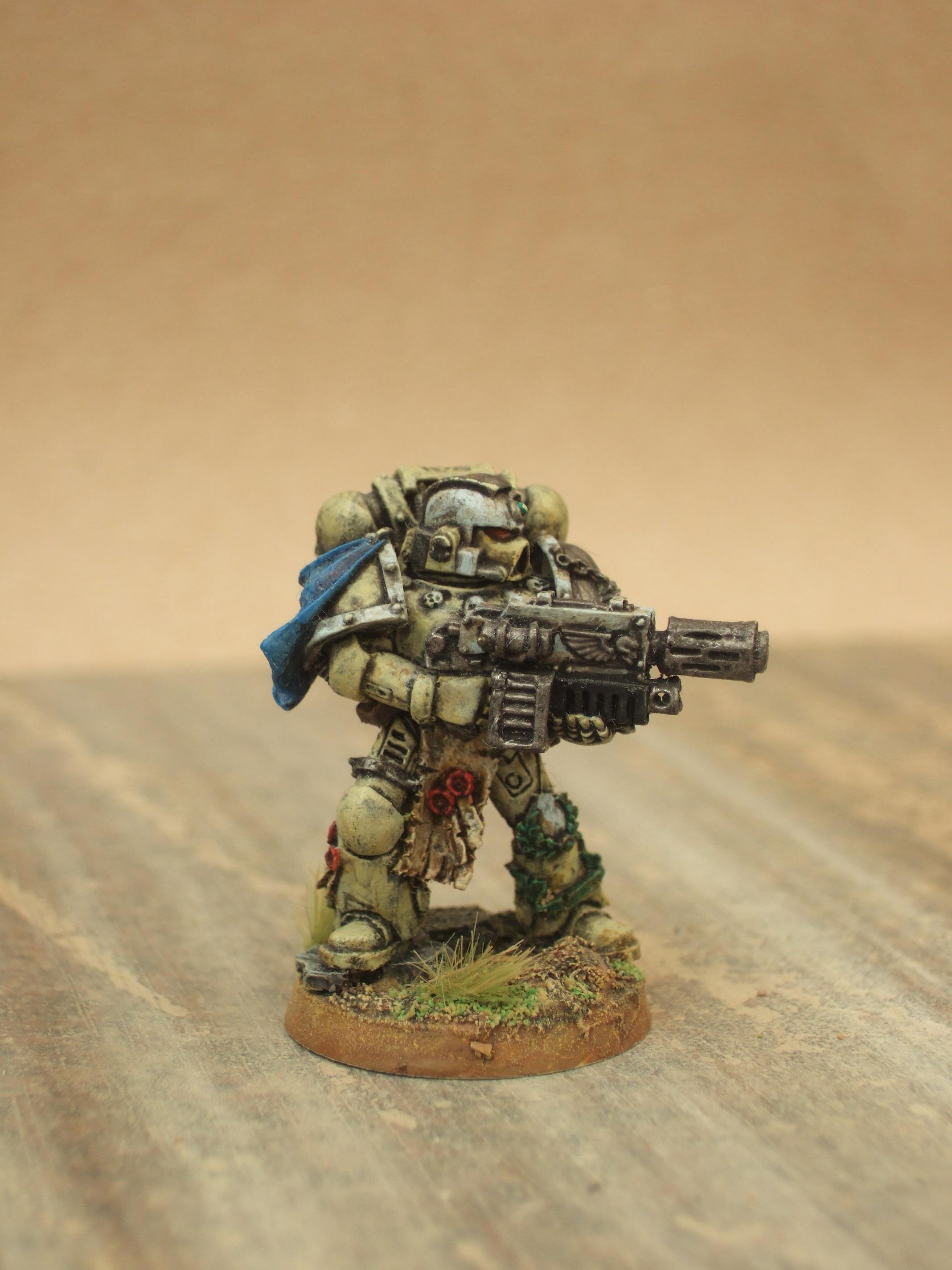 Space Marine Veteran