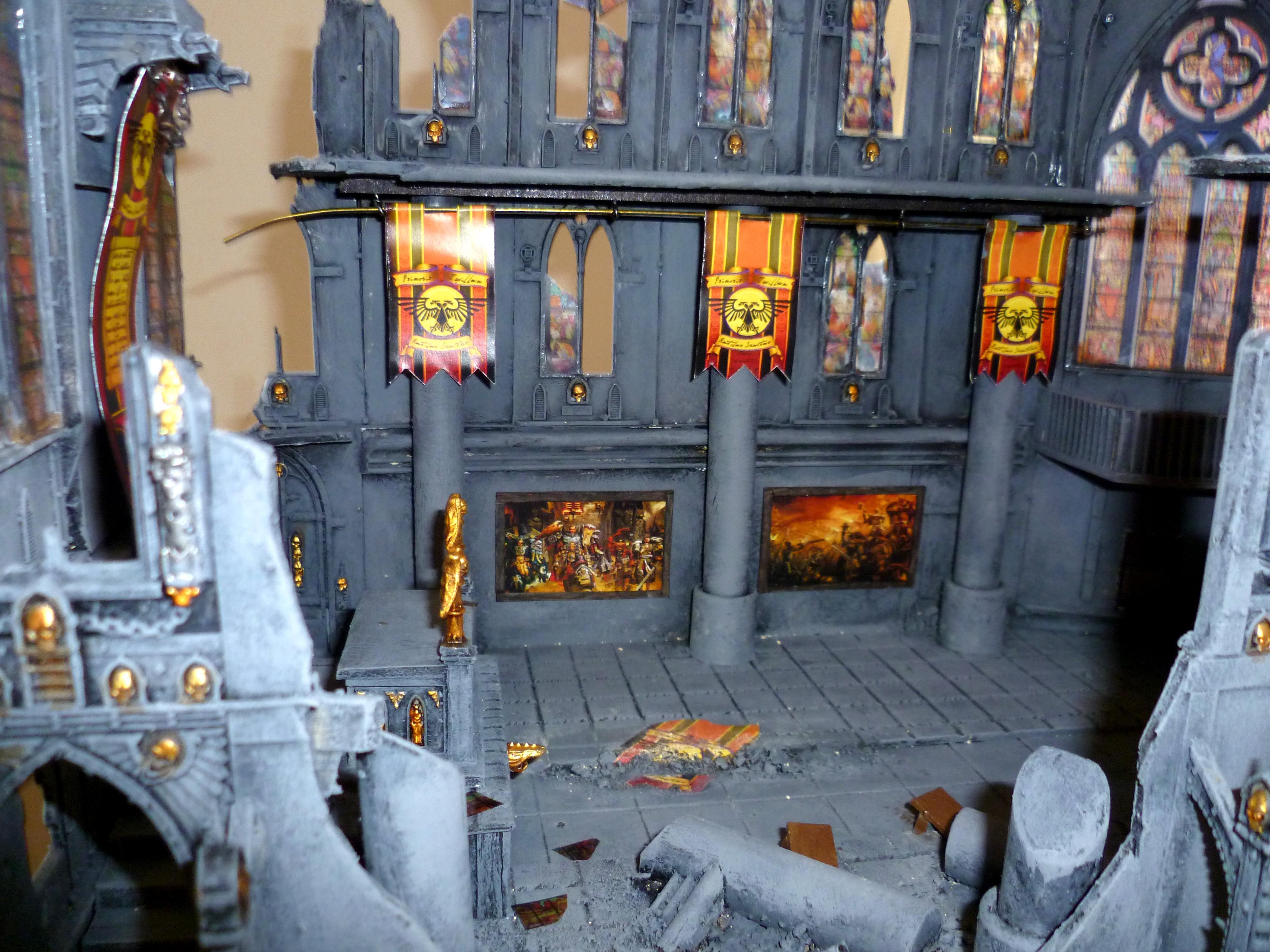 Cathedral, Terrain, Warhammer 40,000
