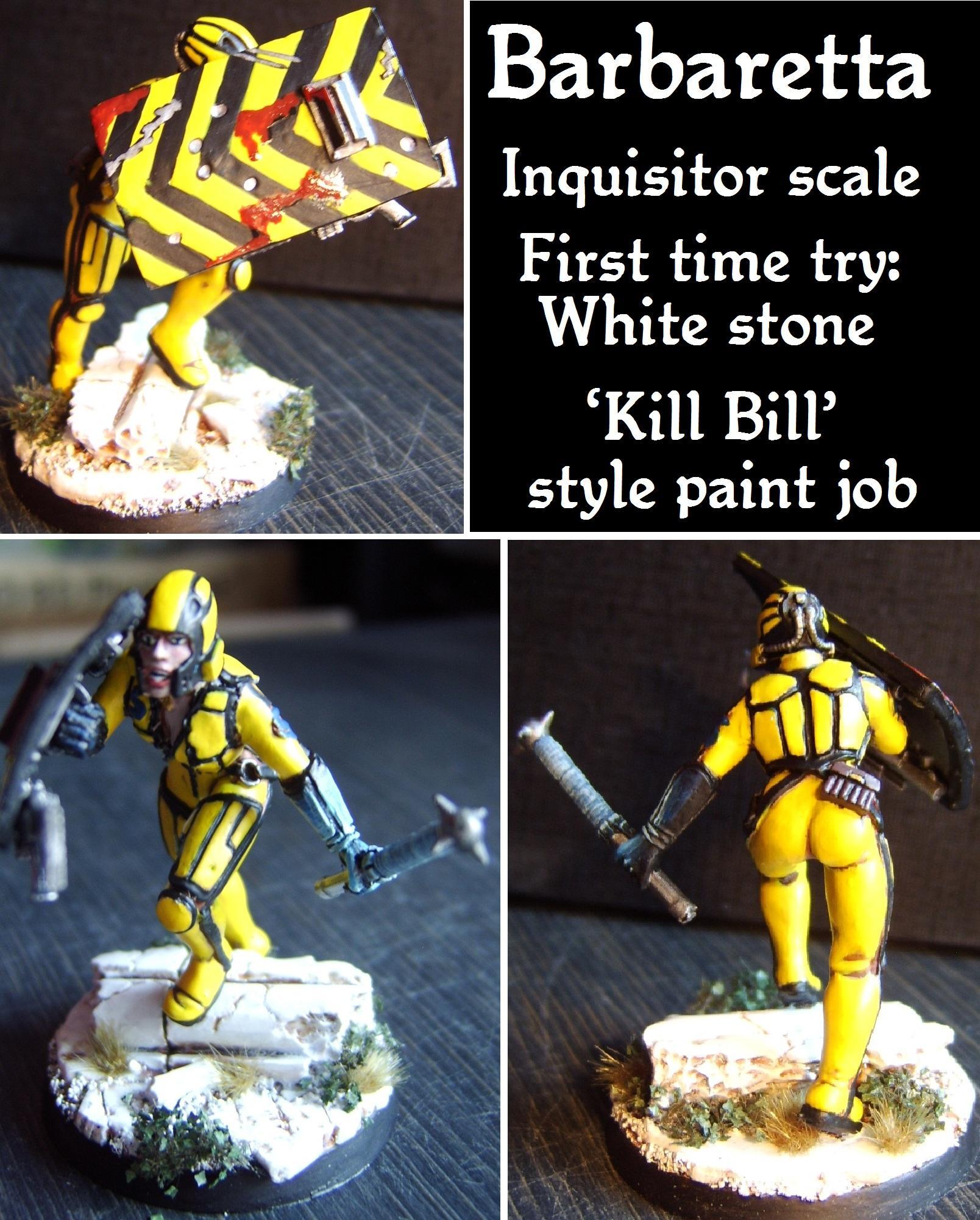 Inquisitor, Warhammer 40,000