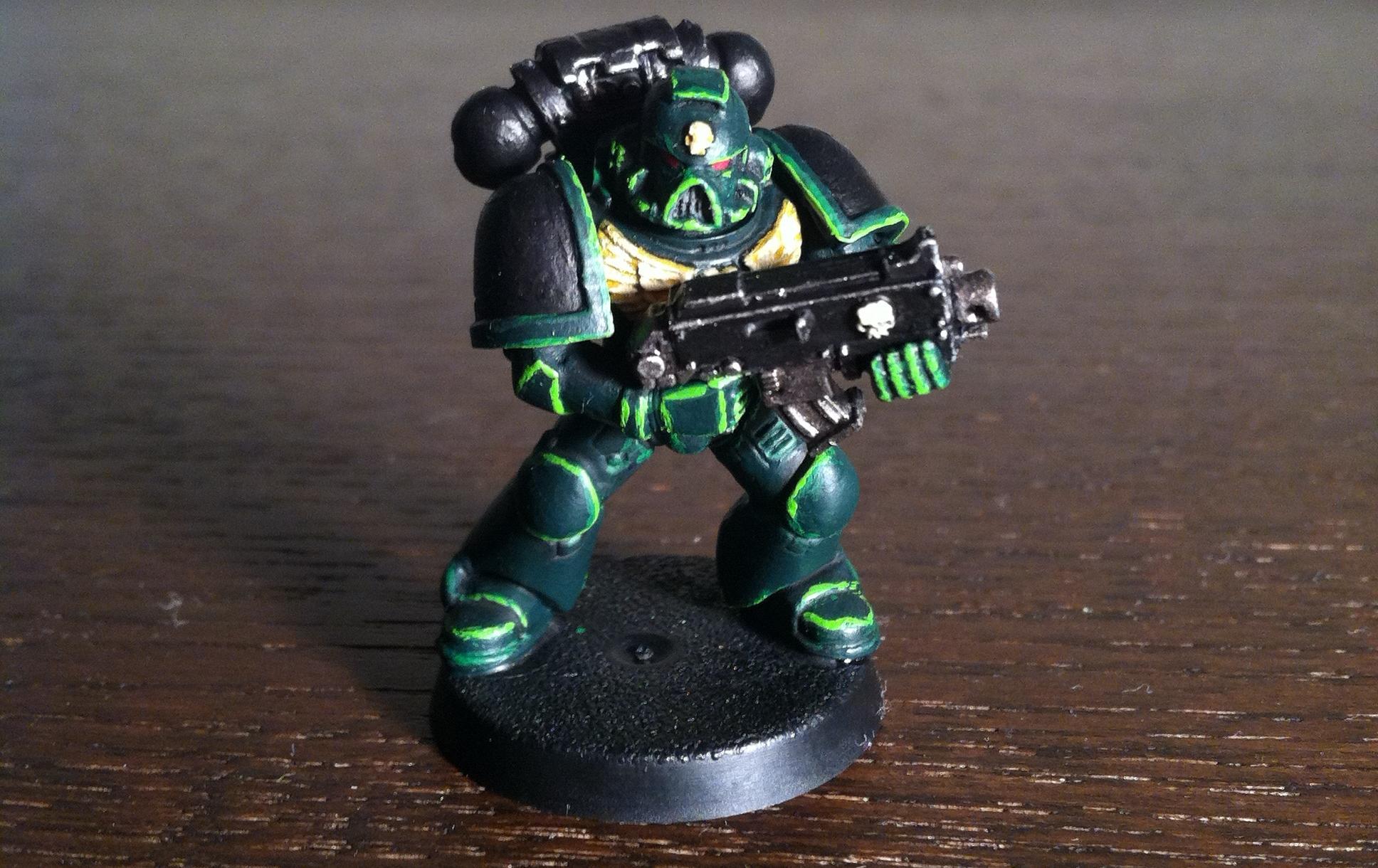 First Space Marine