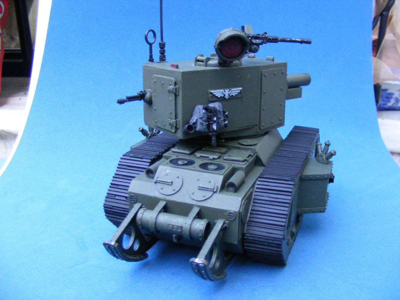 Genswick, Imperial Guard, Leman Russ, Ragnarok, Siege Army, Tank, Warhammer 40,000