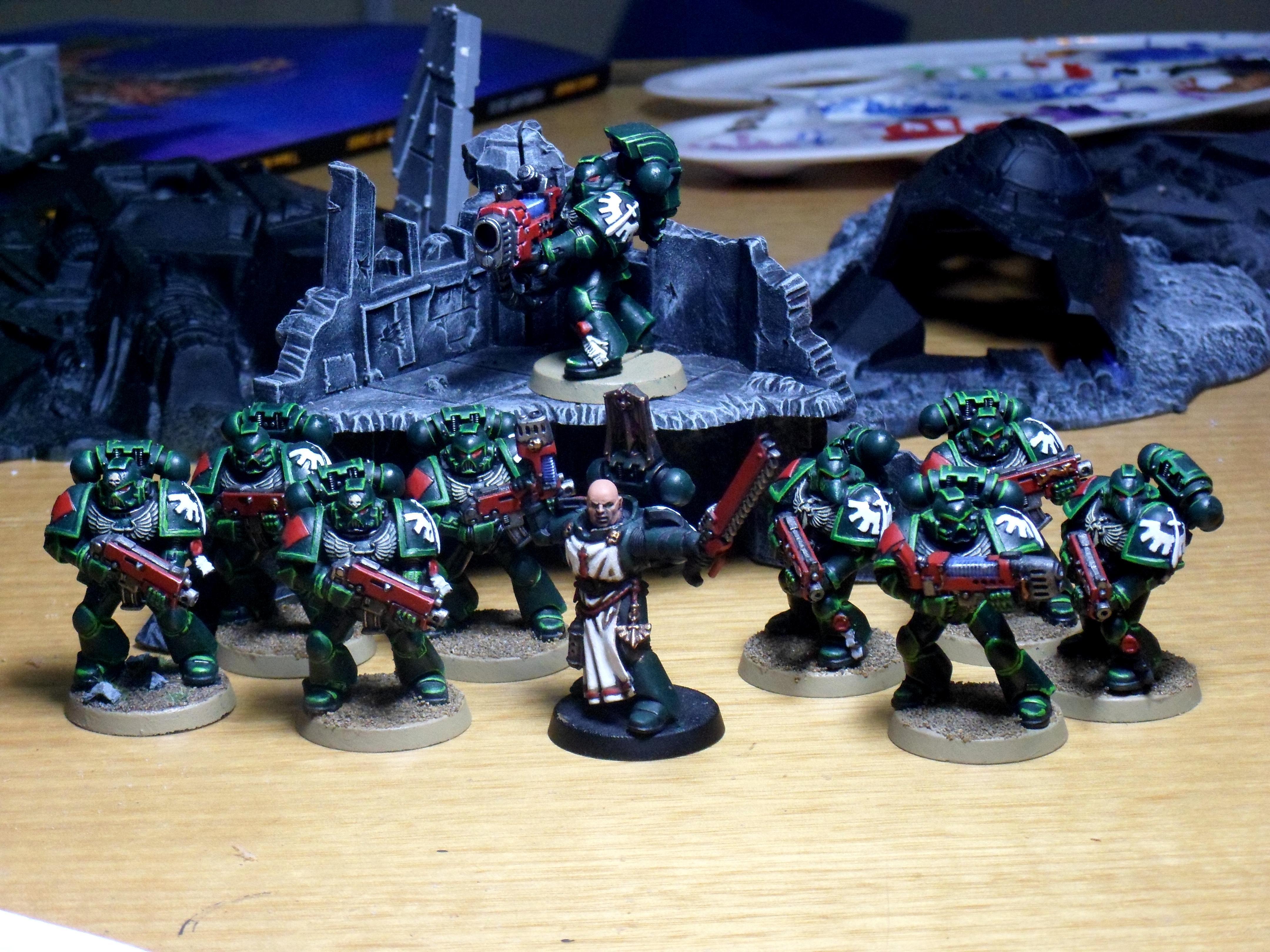 Tactical Squad Raphael