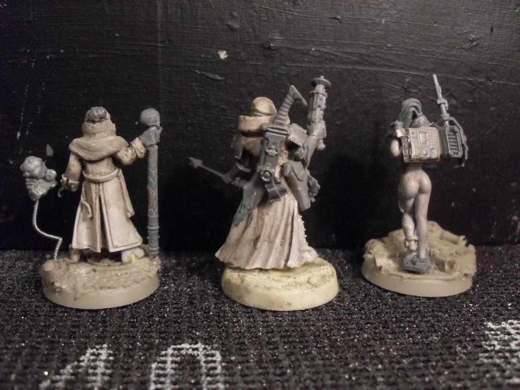 Eldar, Inquisitor, Naked, Nsfw, Ordo Malleus, Psyker, Servo-skull, Torture, Valeria