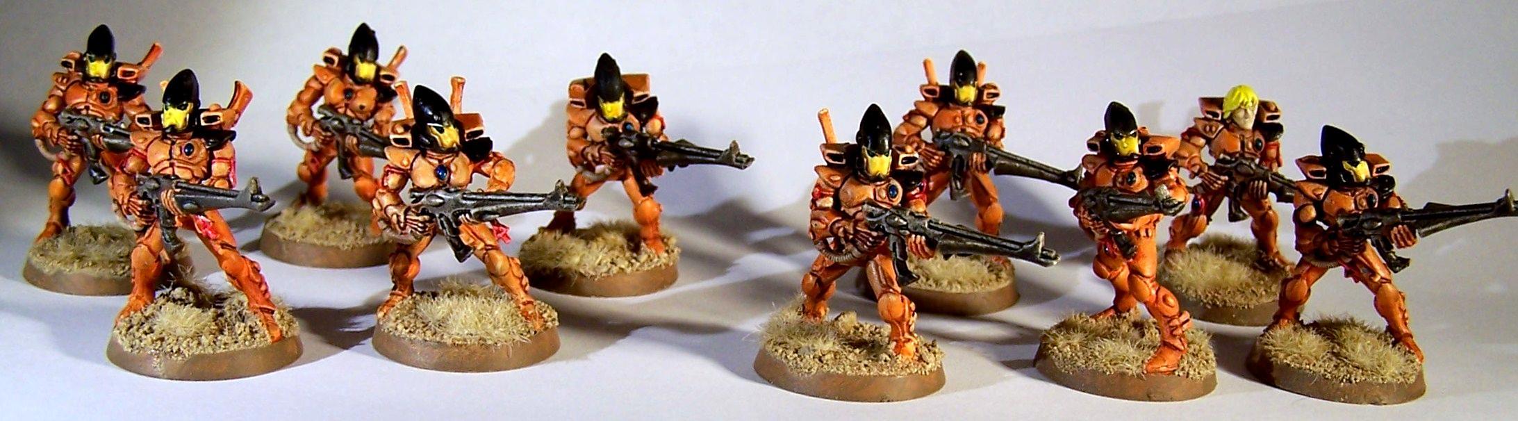 Craftworld Lugganath, Eldar, Guardians, Lugganath, Silvermk2