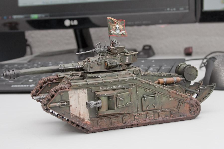 Death Korps of Krieg, Dk, Malcador, Malcaruss