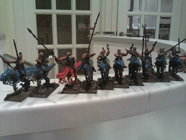 Catachan, Mogul, Rough Riders