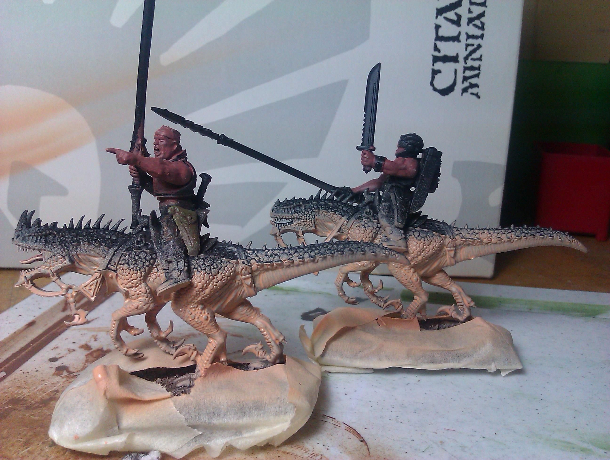 Catachan, Rough Riders