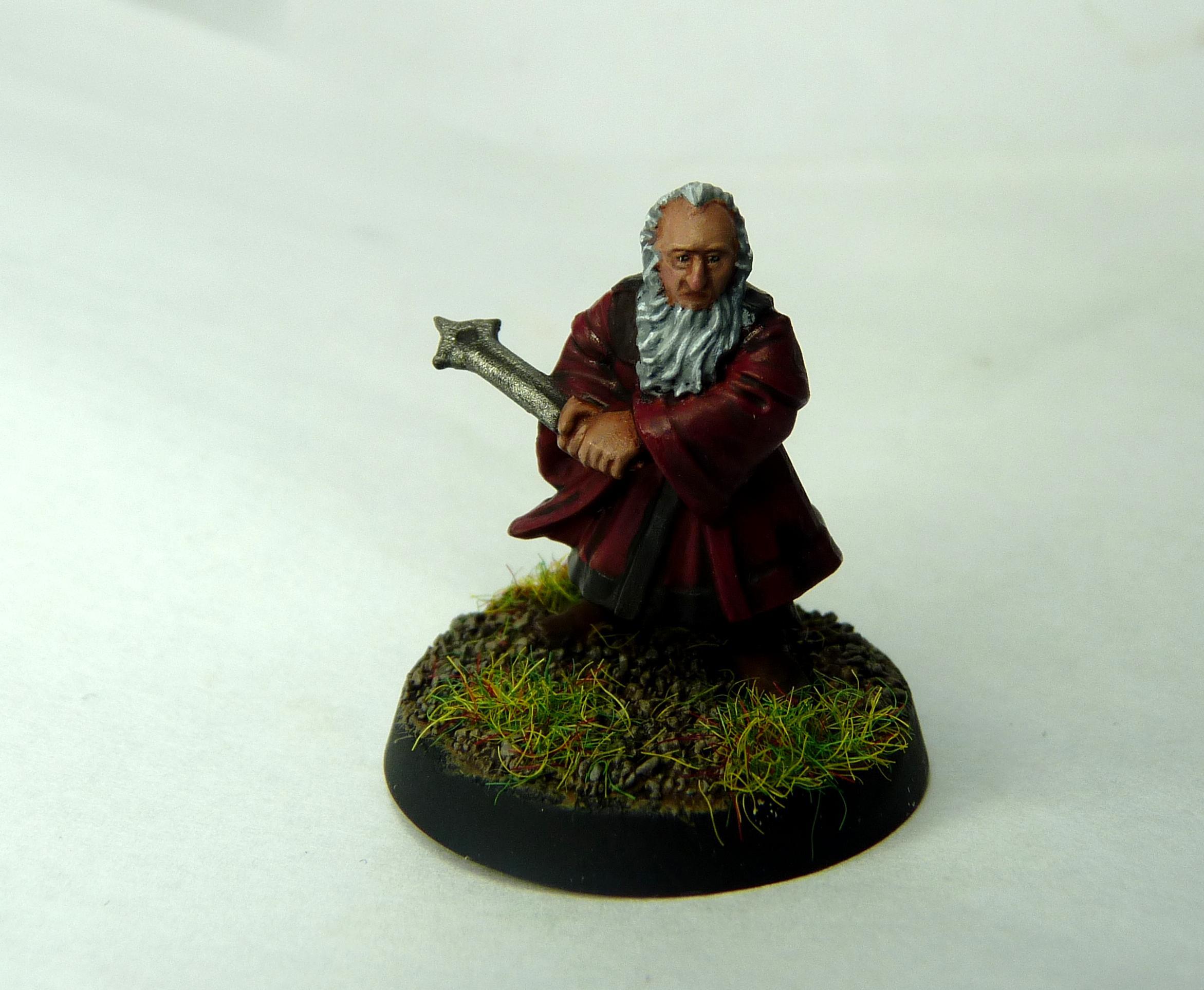 Balin, Dwarves, The Hobbit