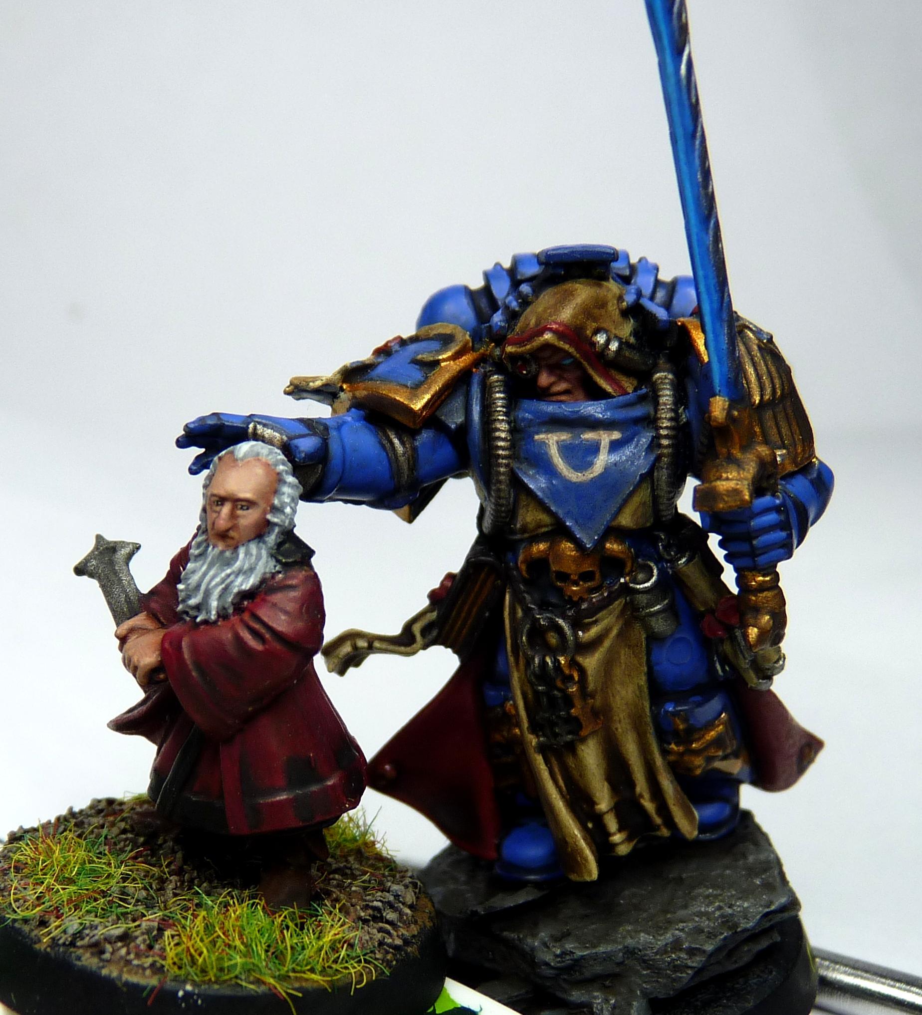 Balin, Dwarves, Librarian, The Hobbit