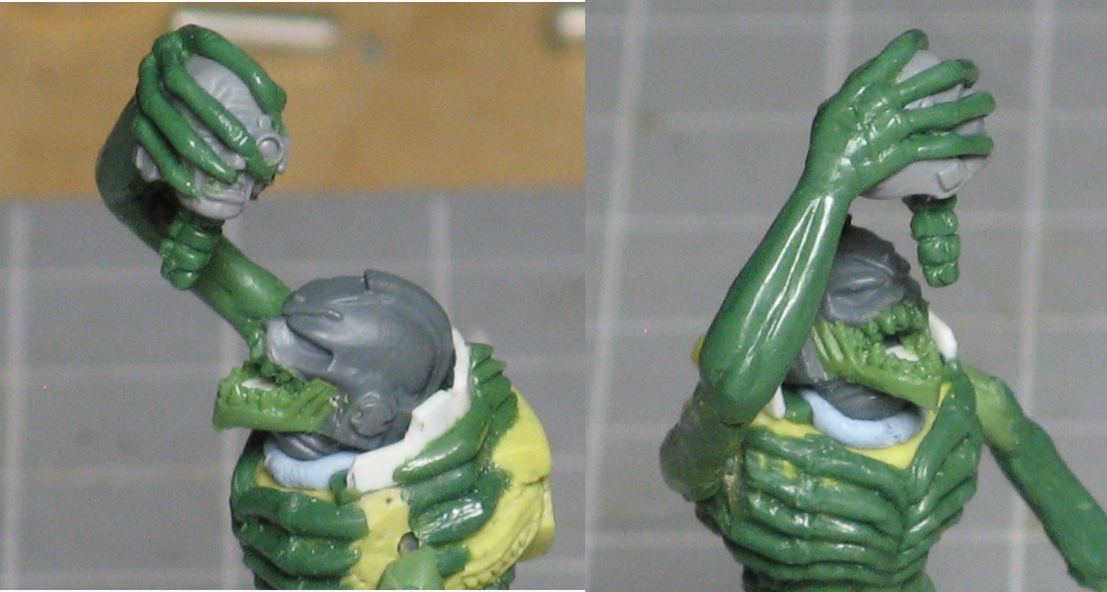 Chaos, Chaos Space Marines, Possessed, Scratch Build, Warhammer 40,000, Work In Progress