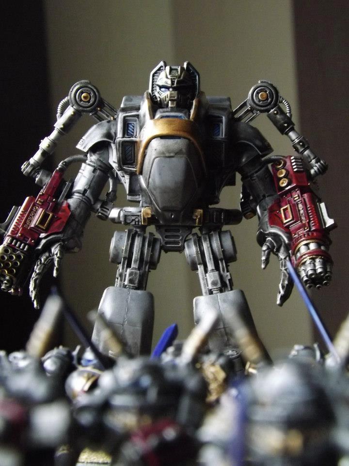 Gray Knights, Transformer