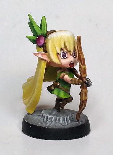 Chibi, Sde, Elf Ranger