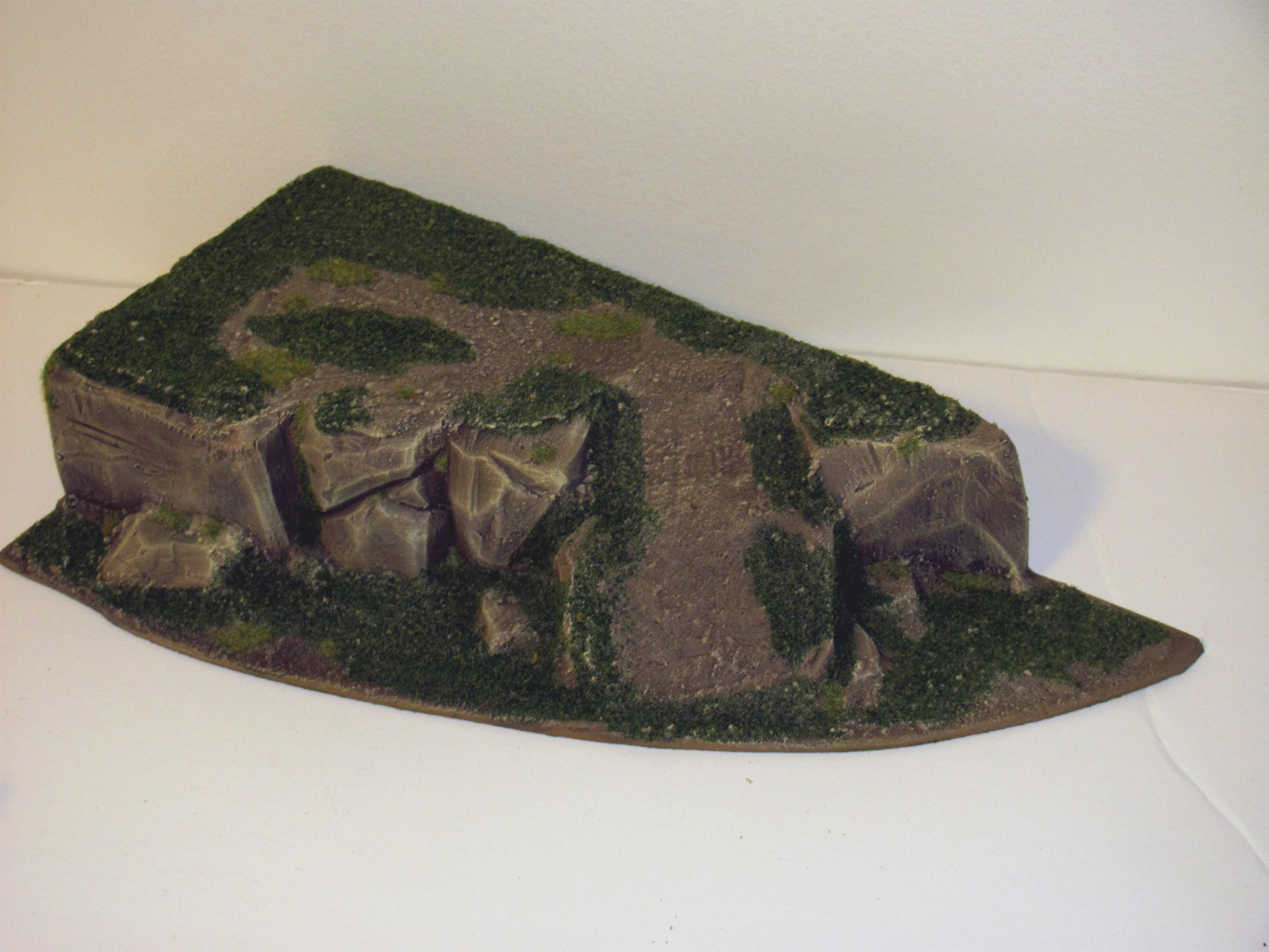Hills, Terrain, Modular Hill