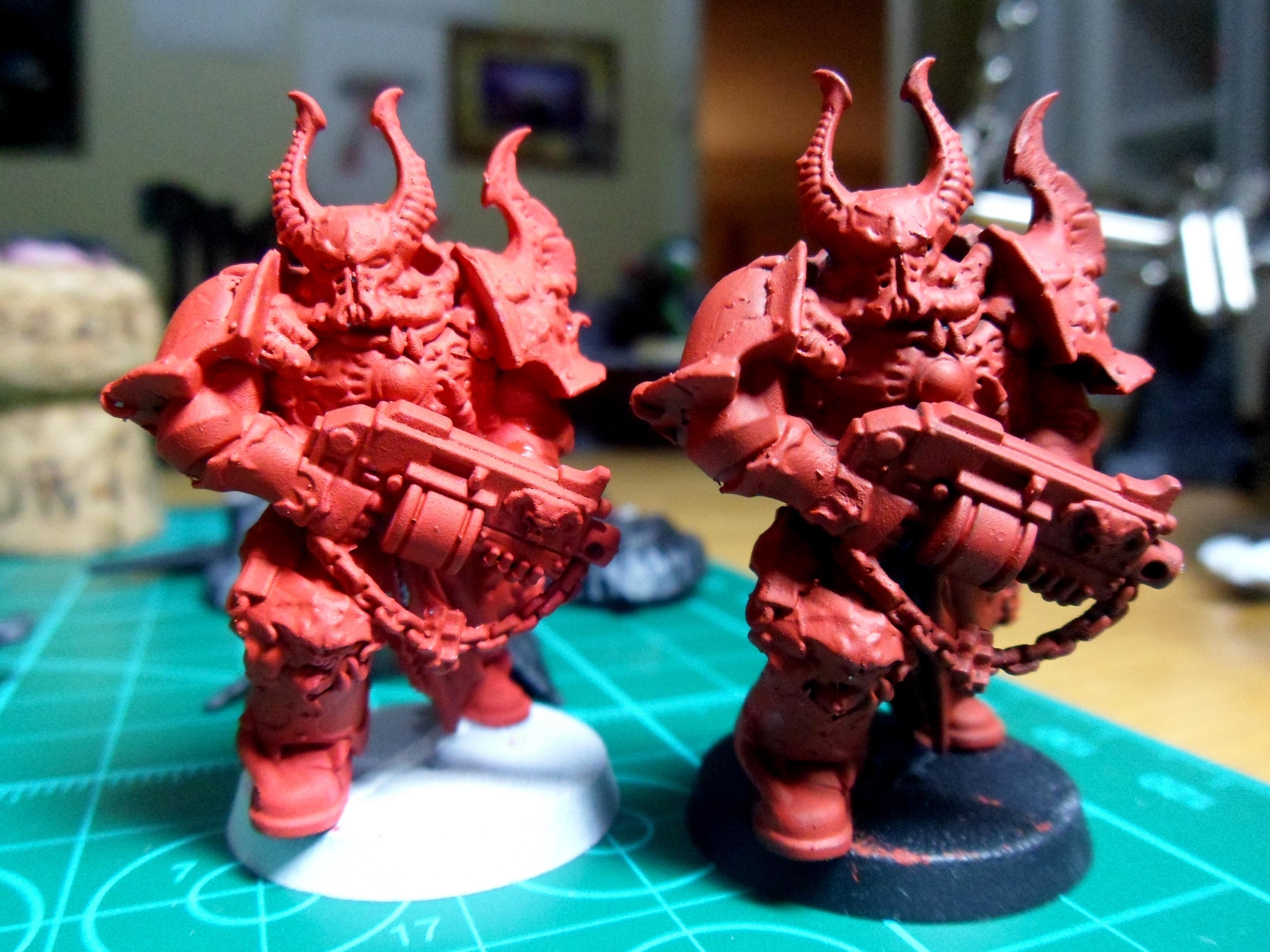 Crimson Slaughter Test Models