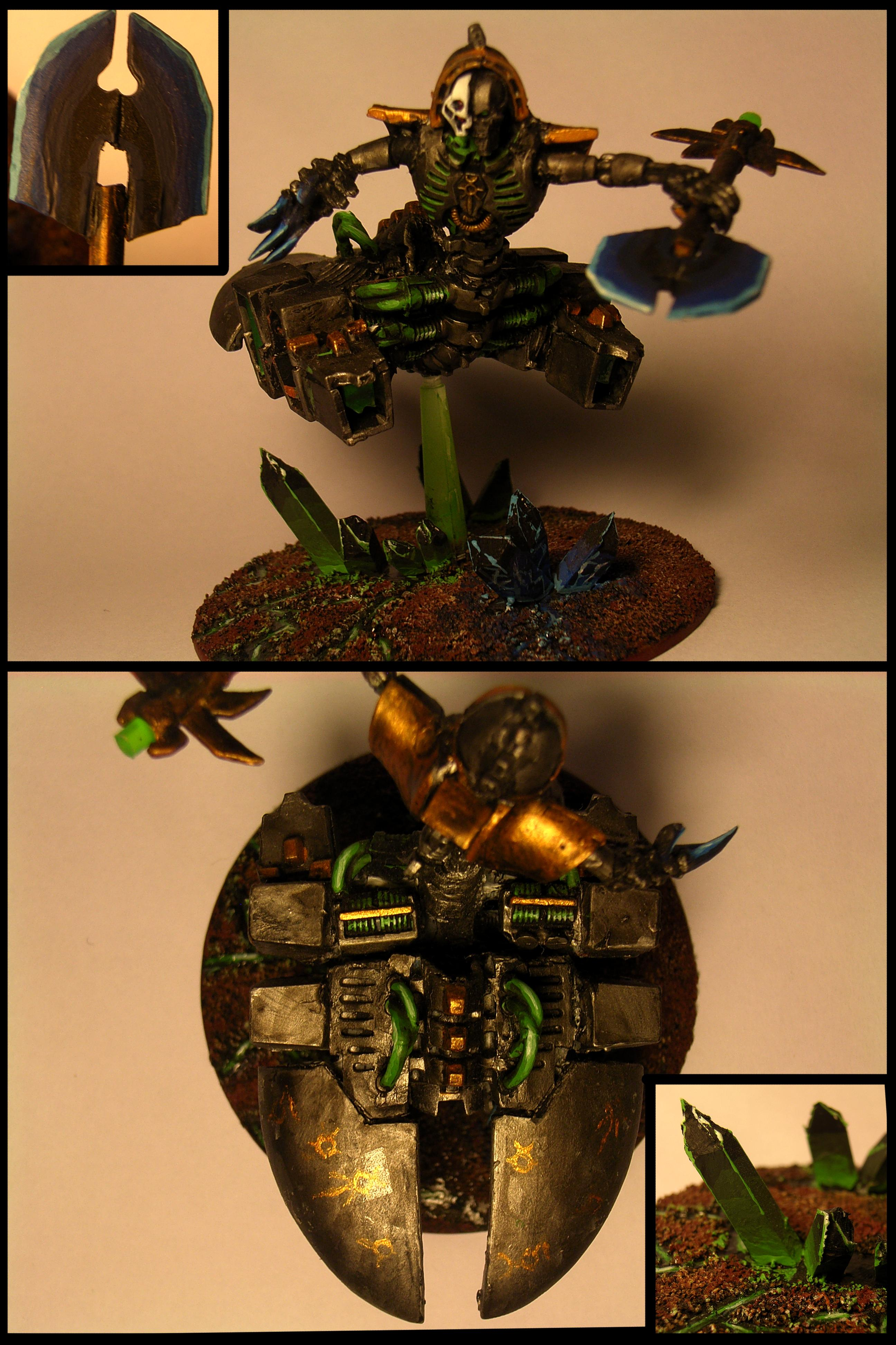 Competition, Destroyer, Lord, Necrons