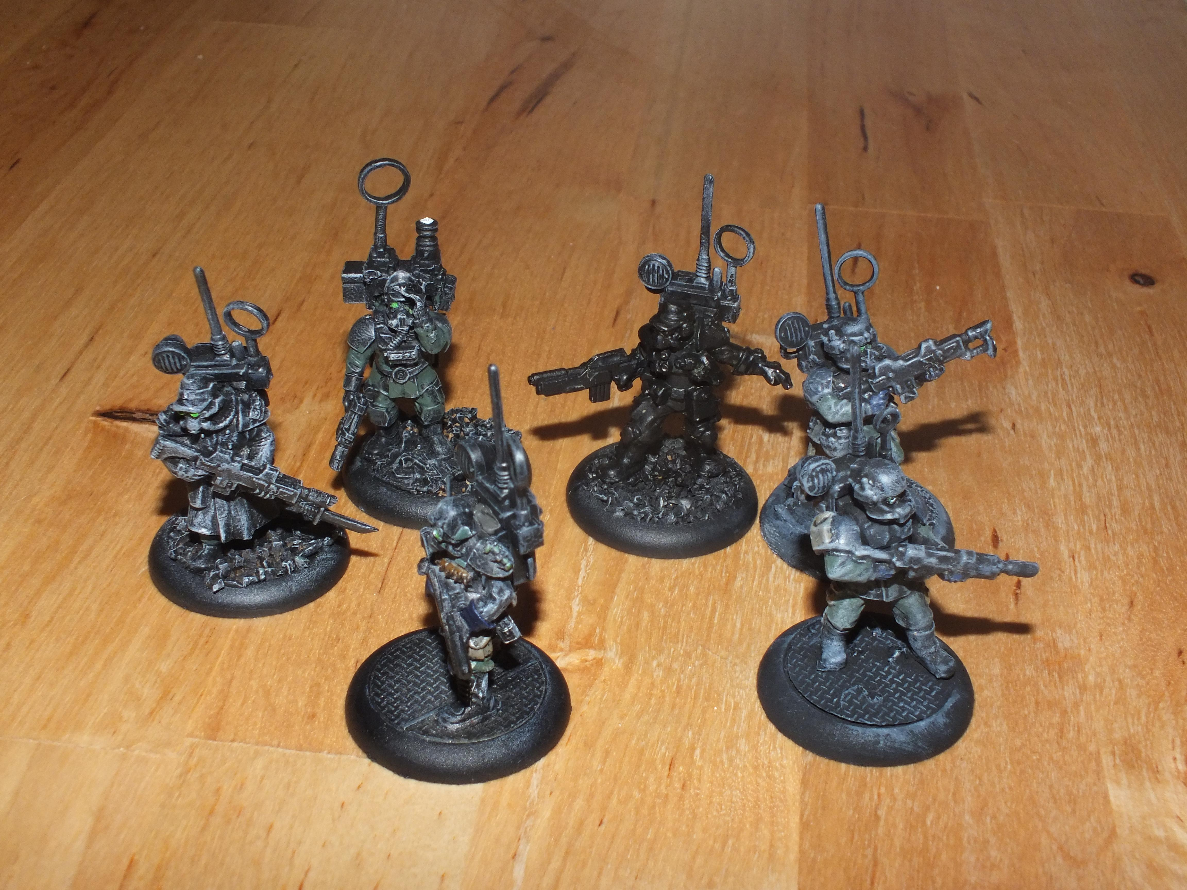 Imperial Guard, Vox Casters