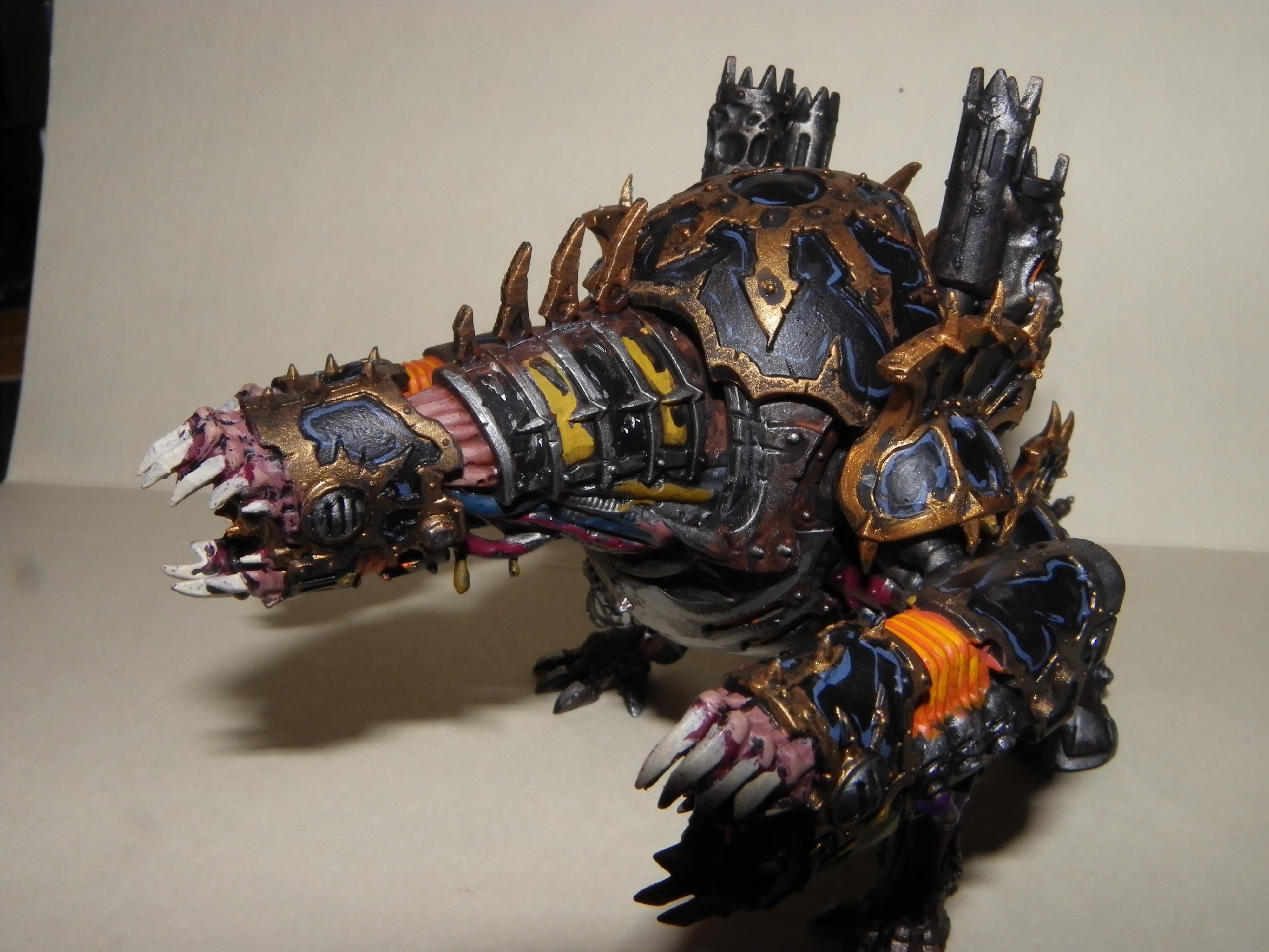 Iron Warriors, Warhammer 40,000