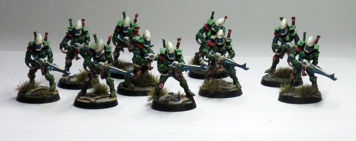 Eldar, Guardains, Warhammer 40,000
