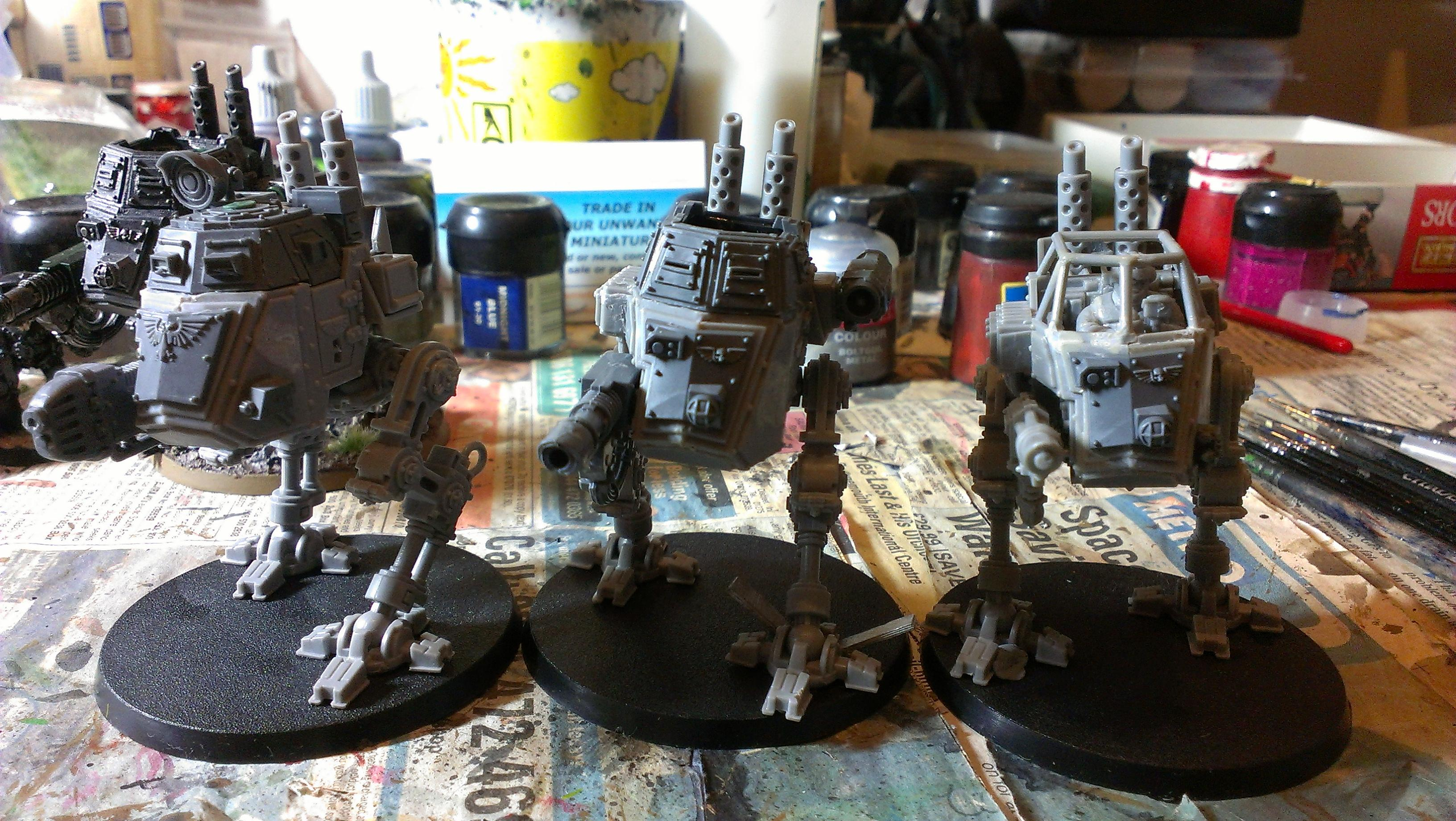 Imperial Guard, Pdf, Sentinel, Work In Progress