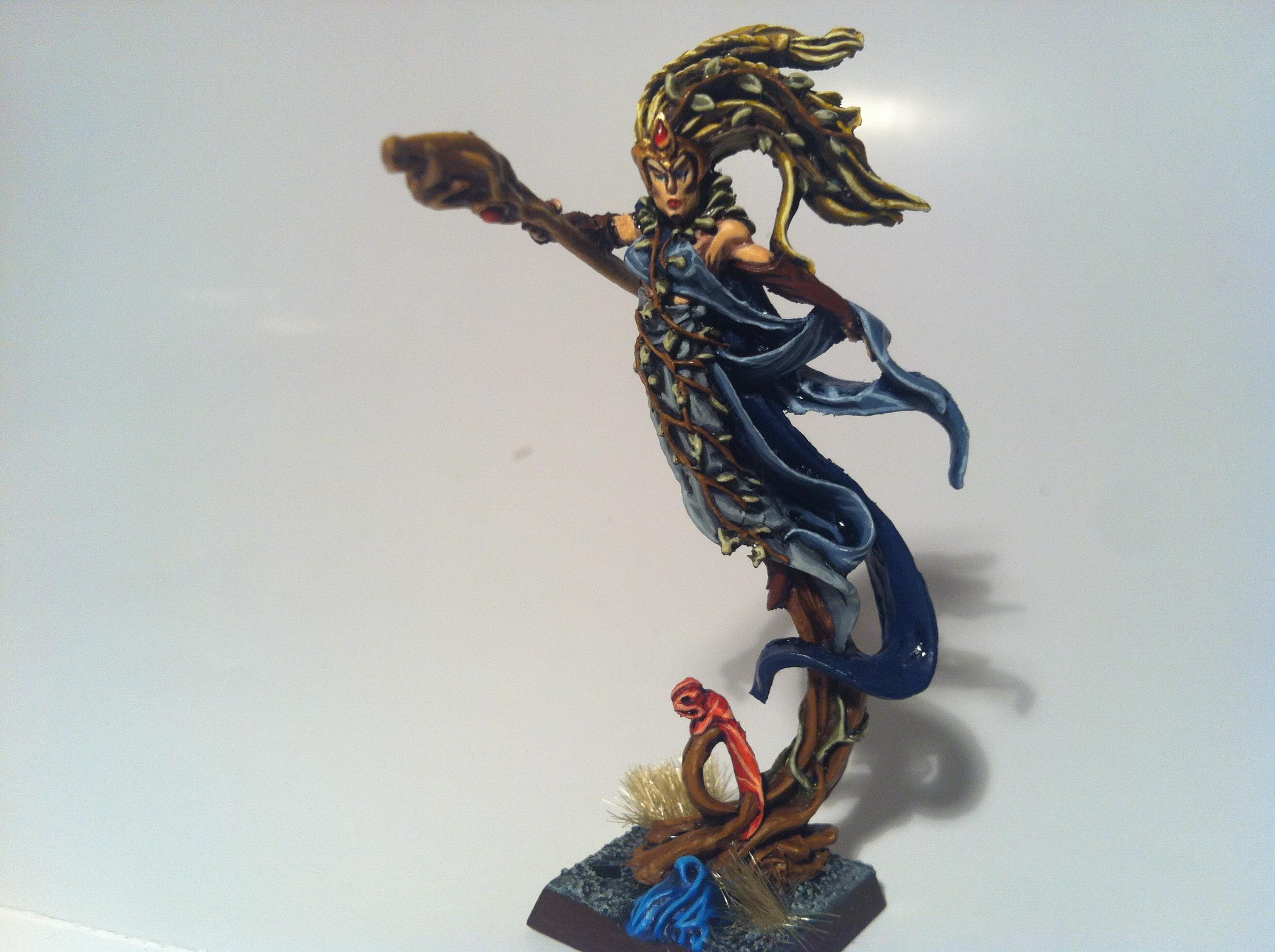 Spellsinger, Wood Elves