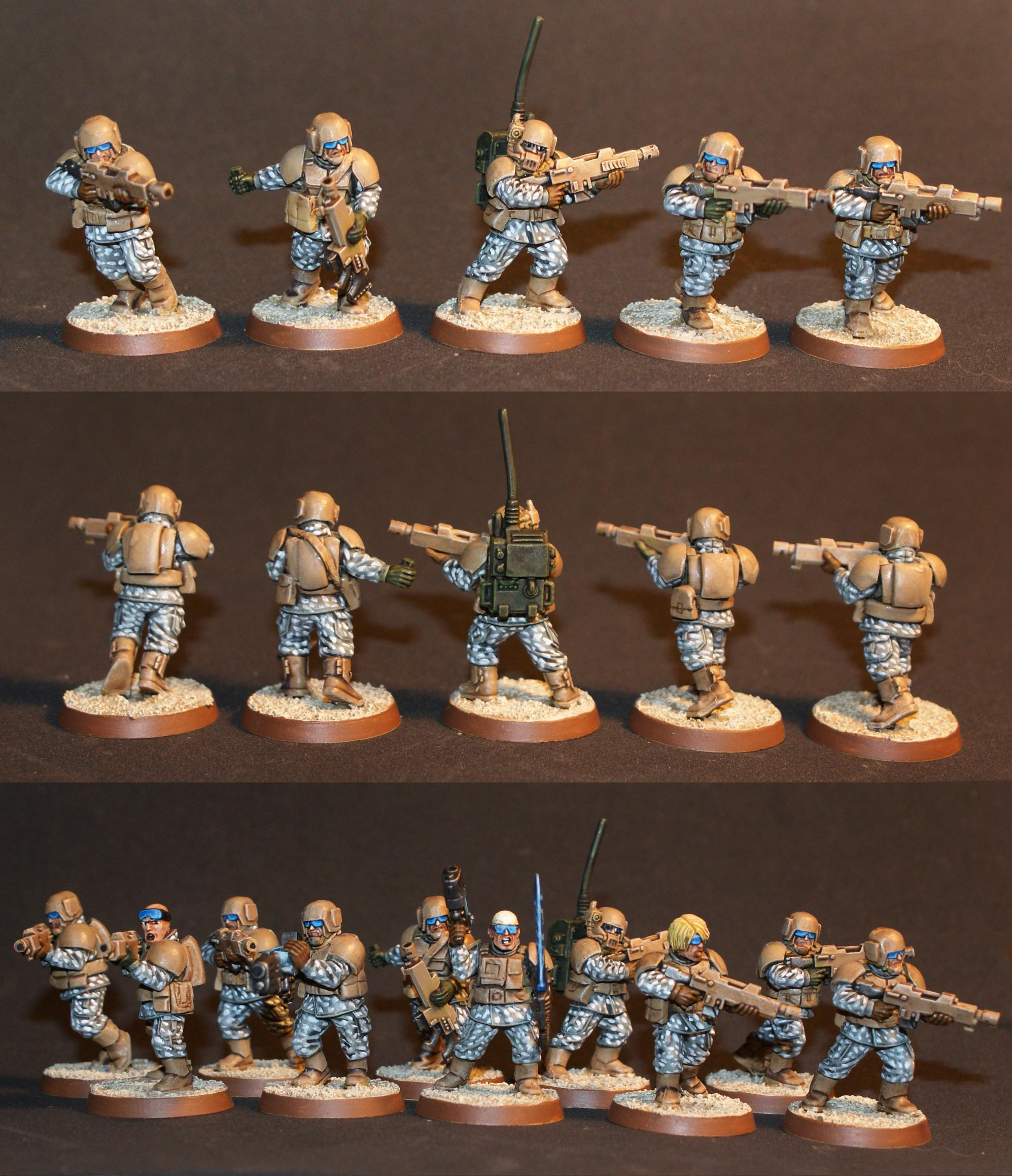 guard infantry squad