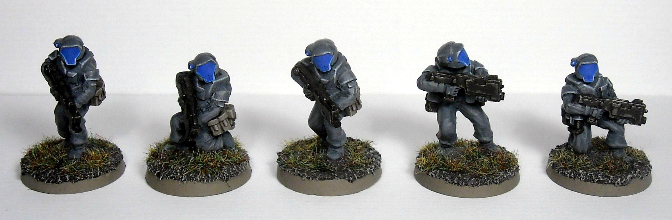 Pig Iron troops