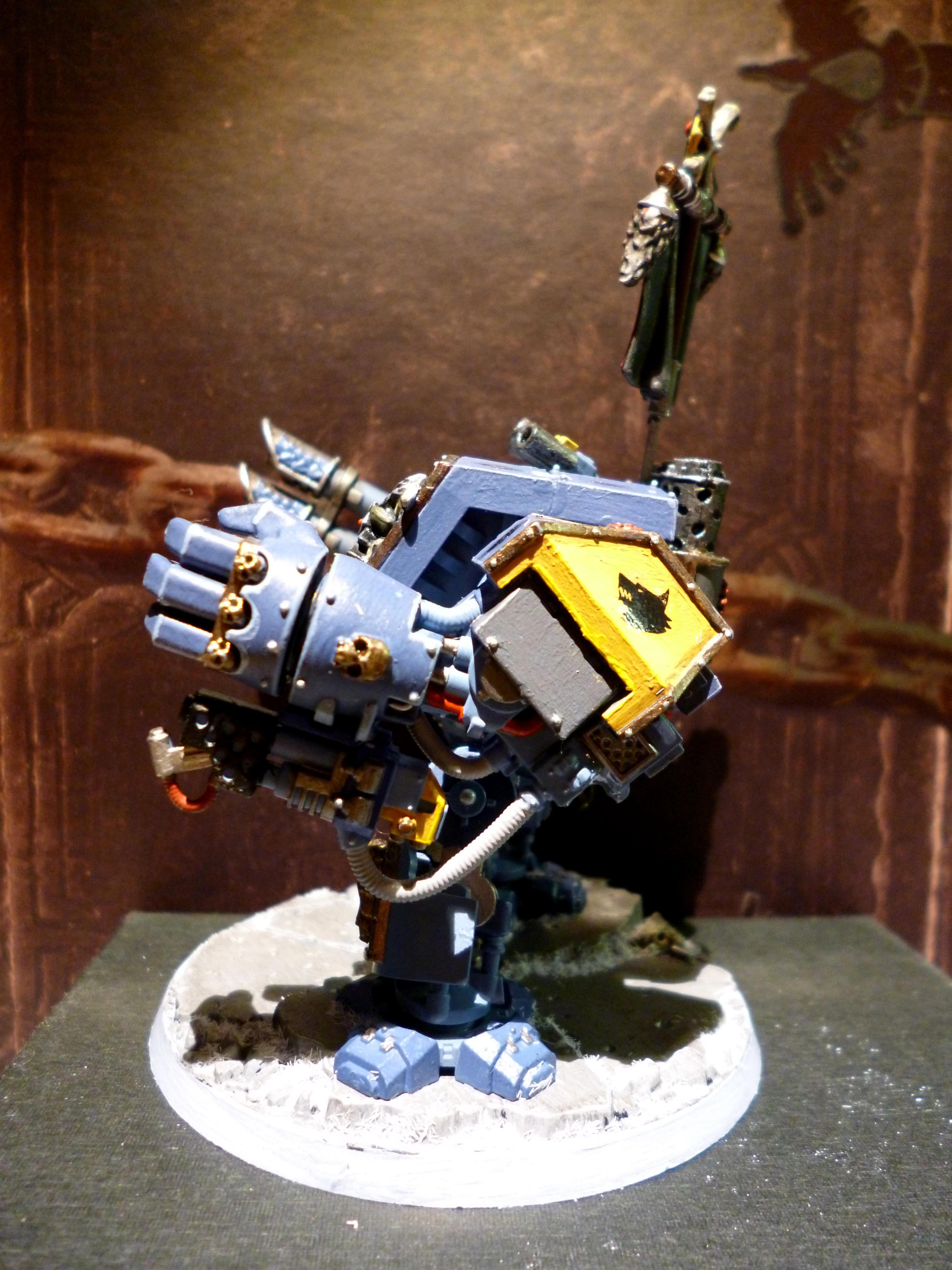 Bjorn, Dreadnought, Space Wolves, Venerable