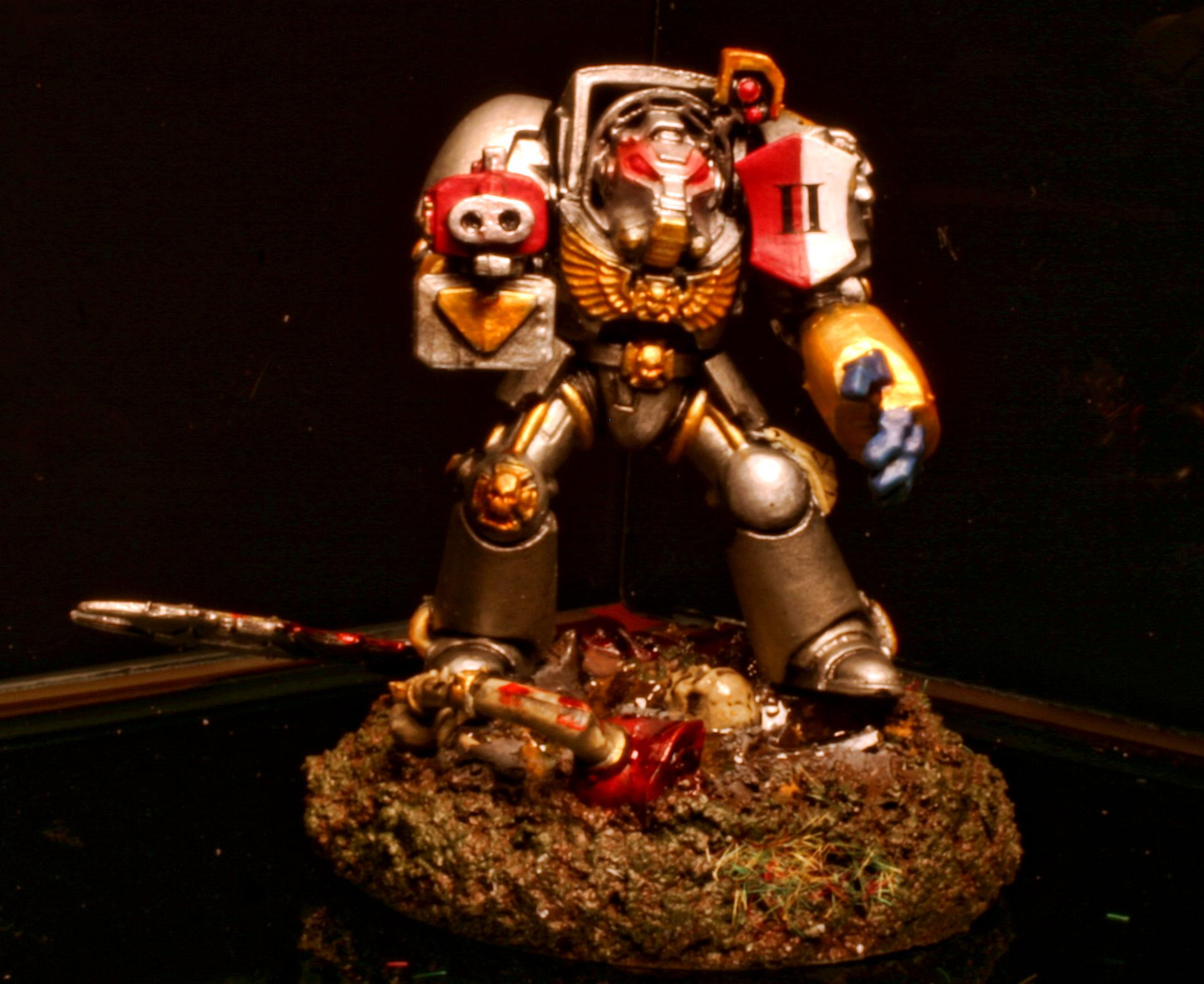 Grey Knights, Object Source Lighting
