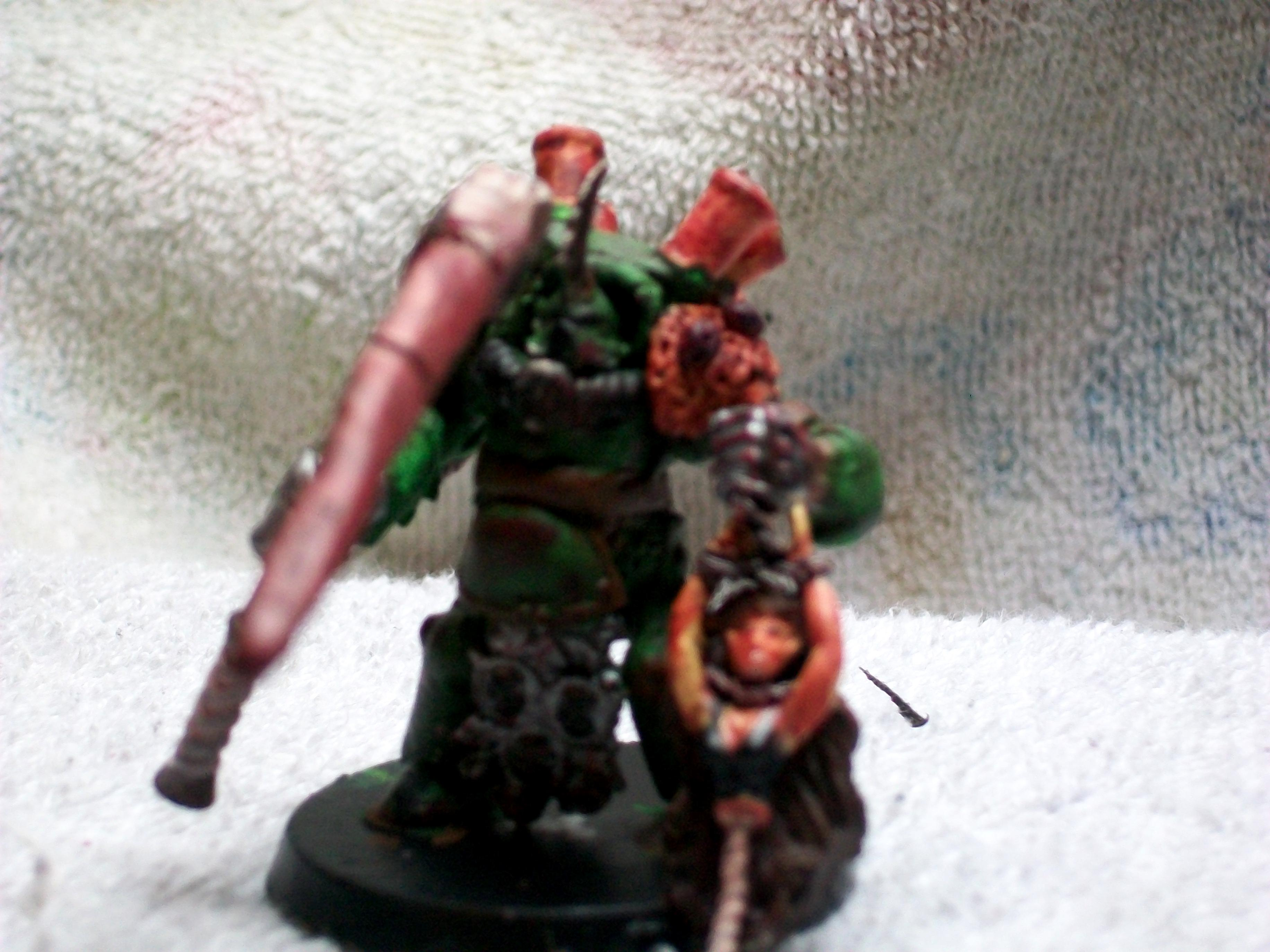 Chaos Space Marines, Conversion, Scratch. Chaos, Typhus