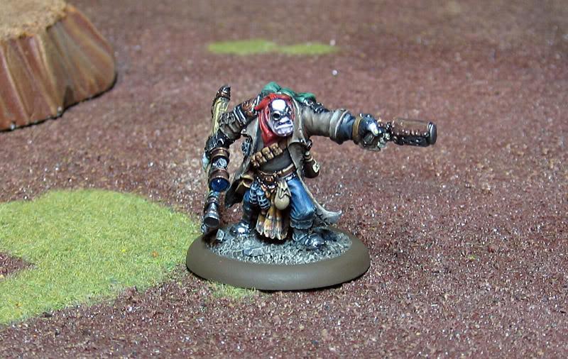 Hordes, Trollbloods, Trollkins, Warlock