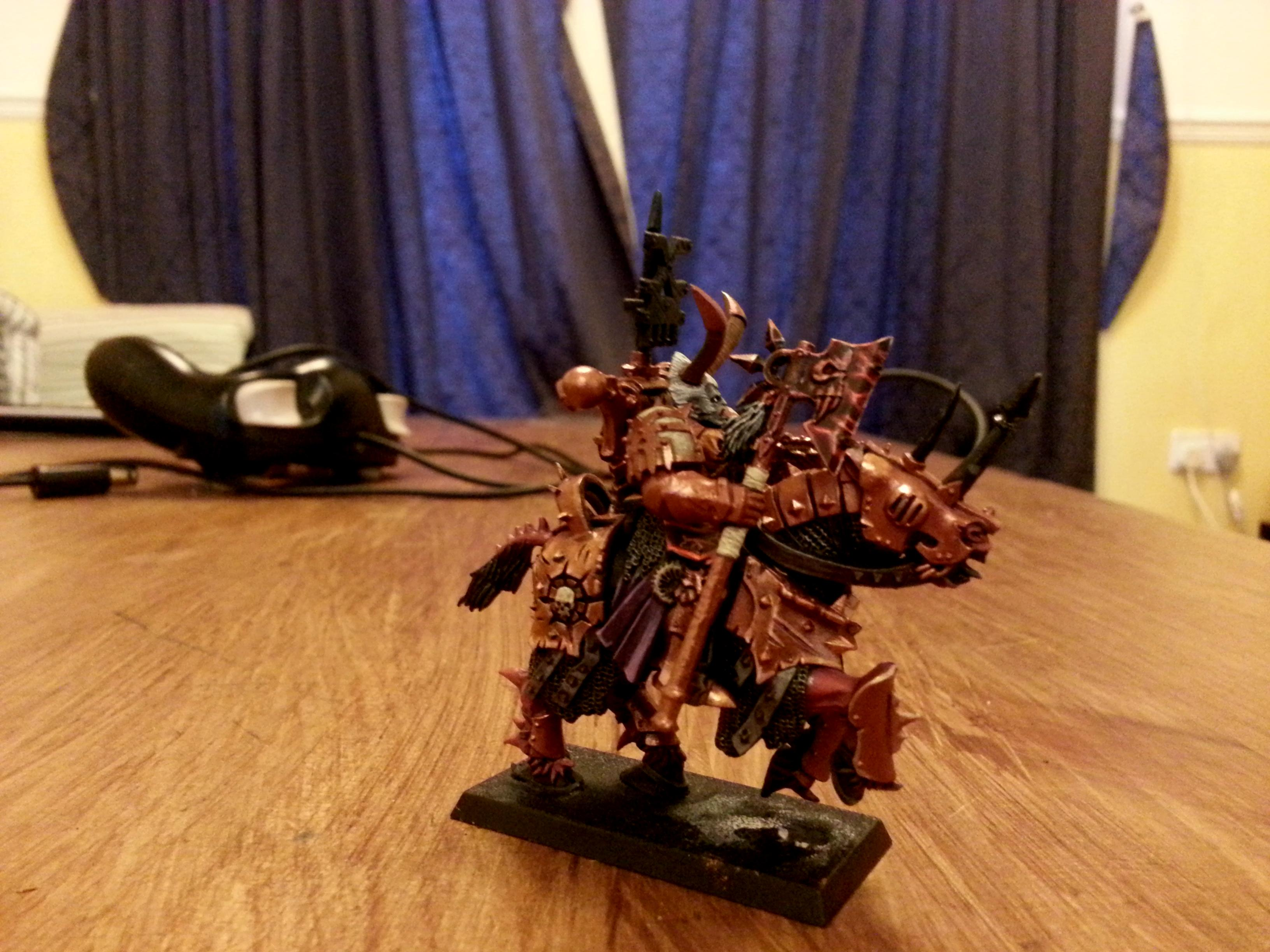 Chaos Space Marines Lord Khorne