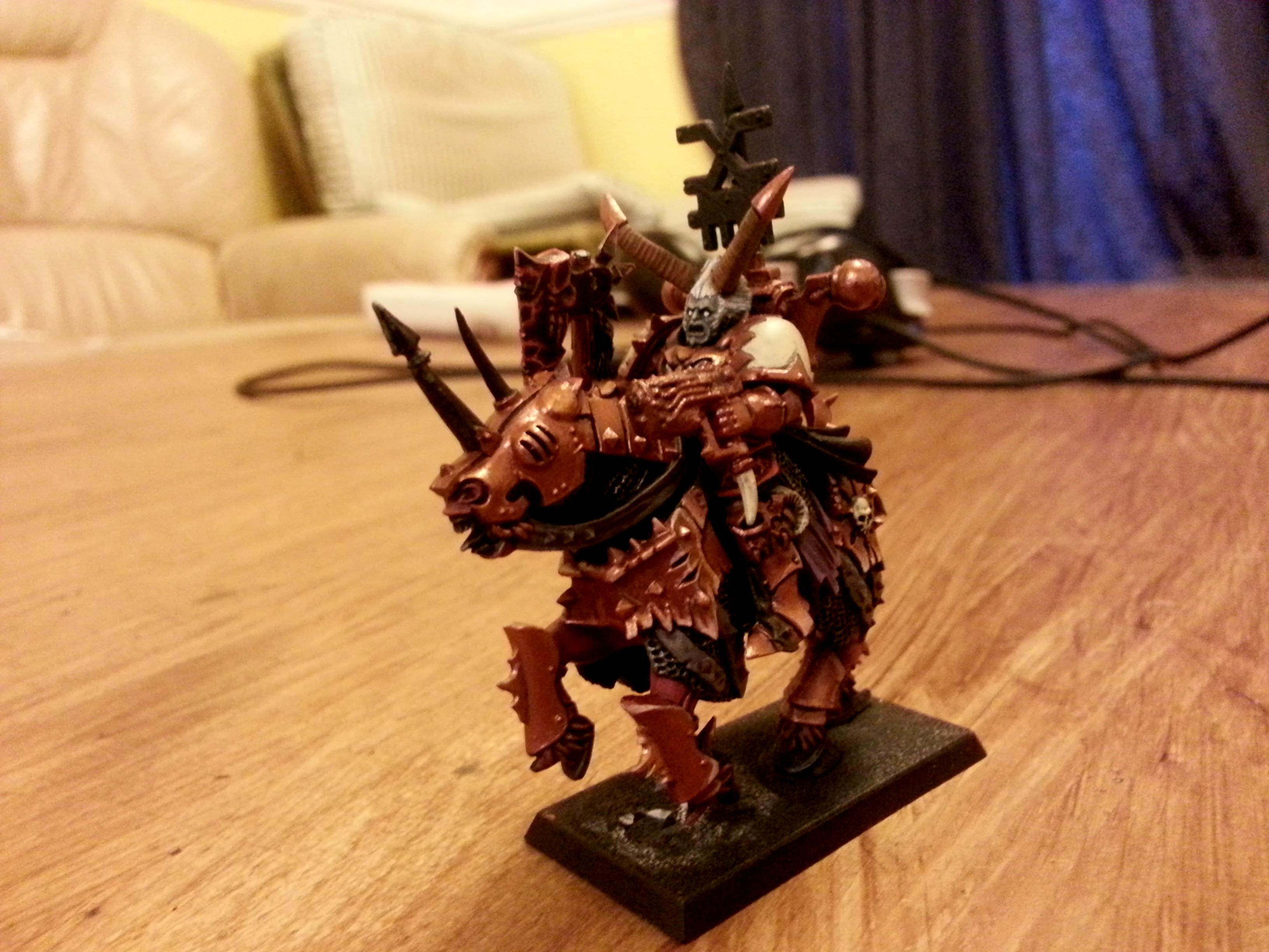 Chaos Space Marines Khorne Lord