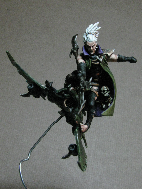 Baron, Dark Eldar, De